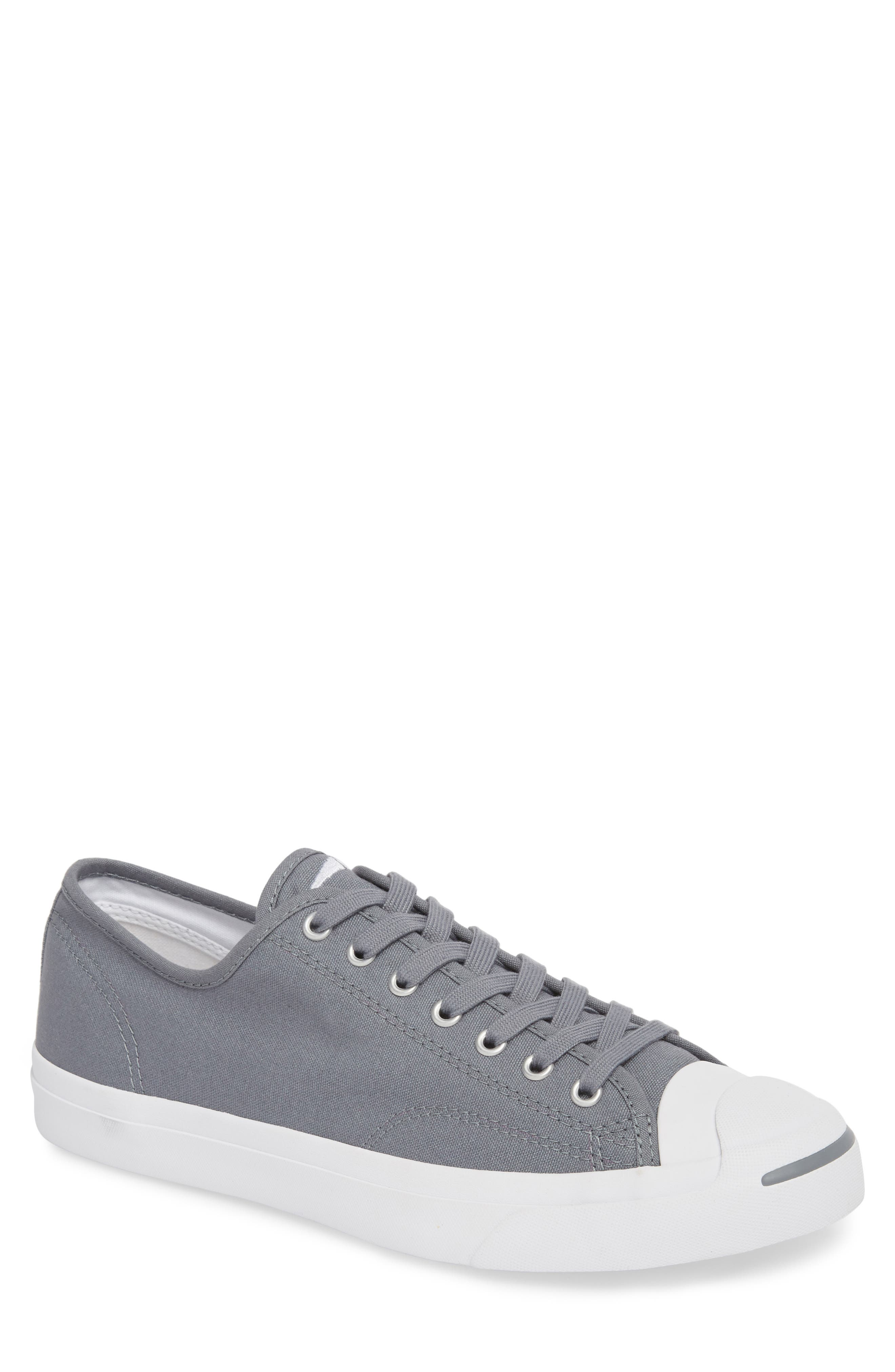 'Jack Purcell' Sneaker,                             Main thumbnail 1, color,                             Cool Grey Canvas