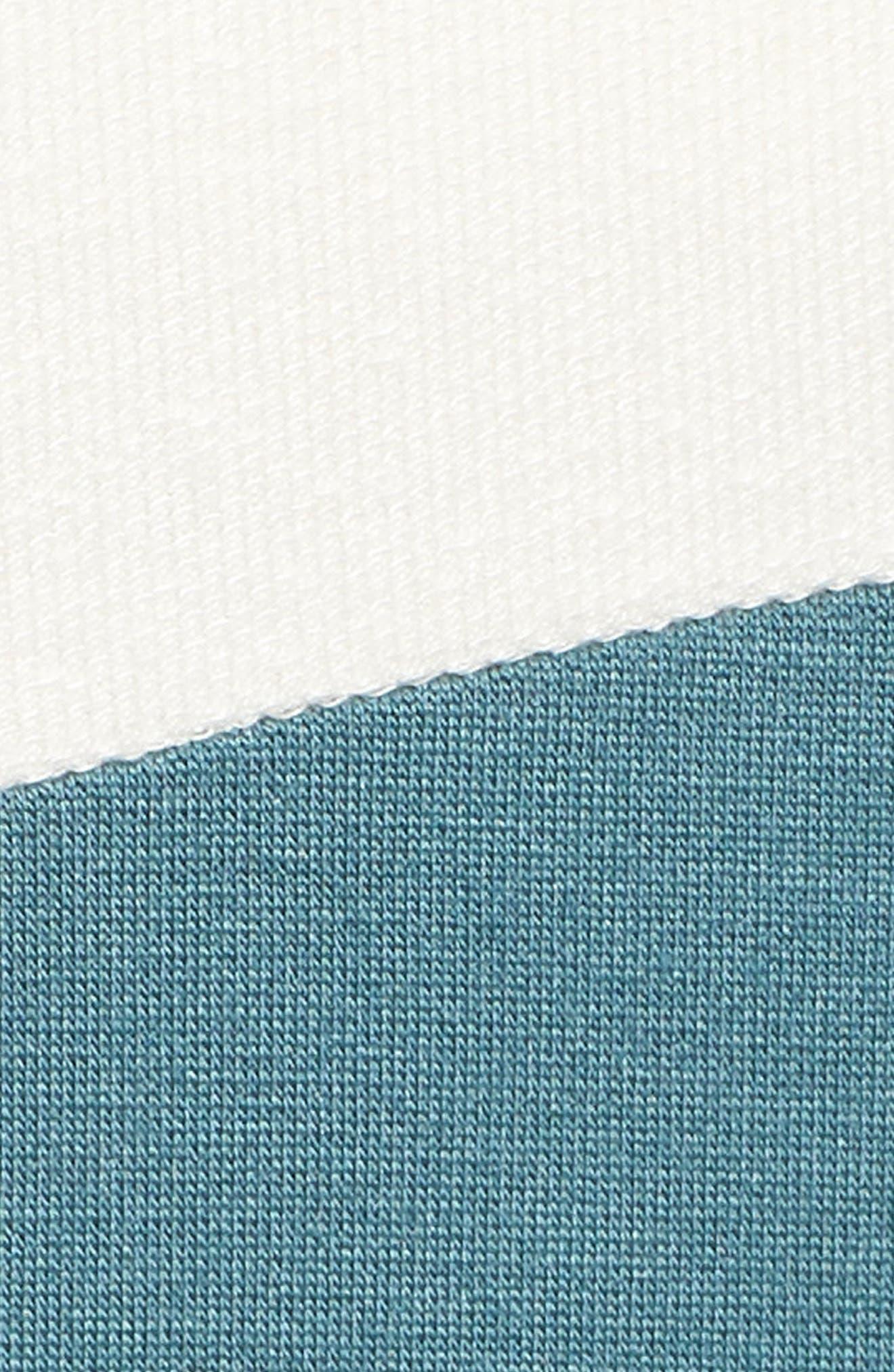 Ramp Sweatshirt,                             Alternate thumbnail 6, color,                             Blue Surf/ Off White