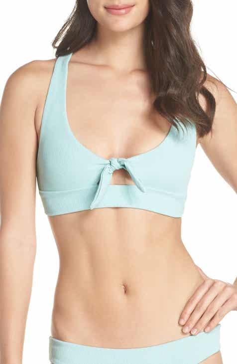 62a9f112c0909 L Space Tara Ribbed Bikini Top