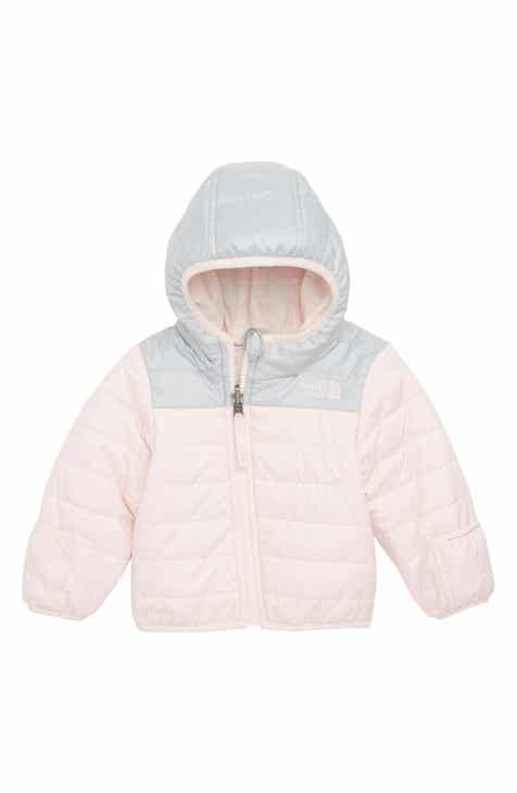 The North Face Perrito Reversible Water Repellent Heatseeker™ Insulated  Jacket (Baby Girls) 8a322318e9f