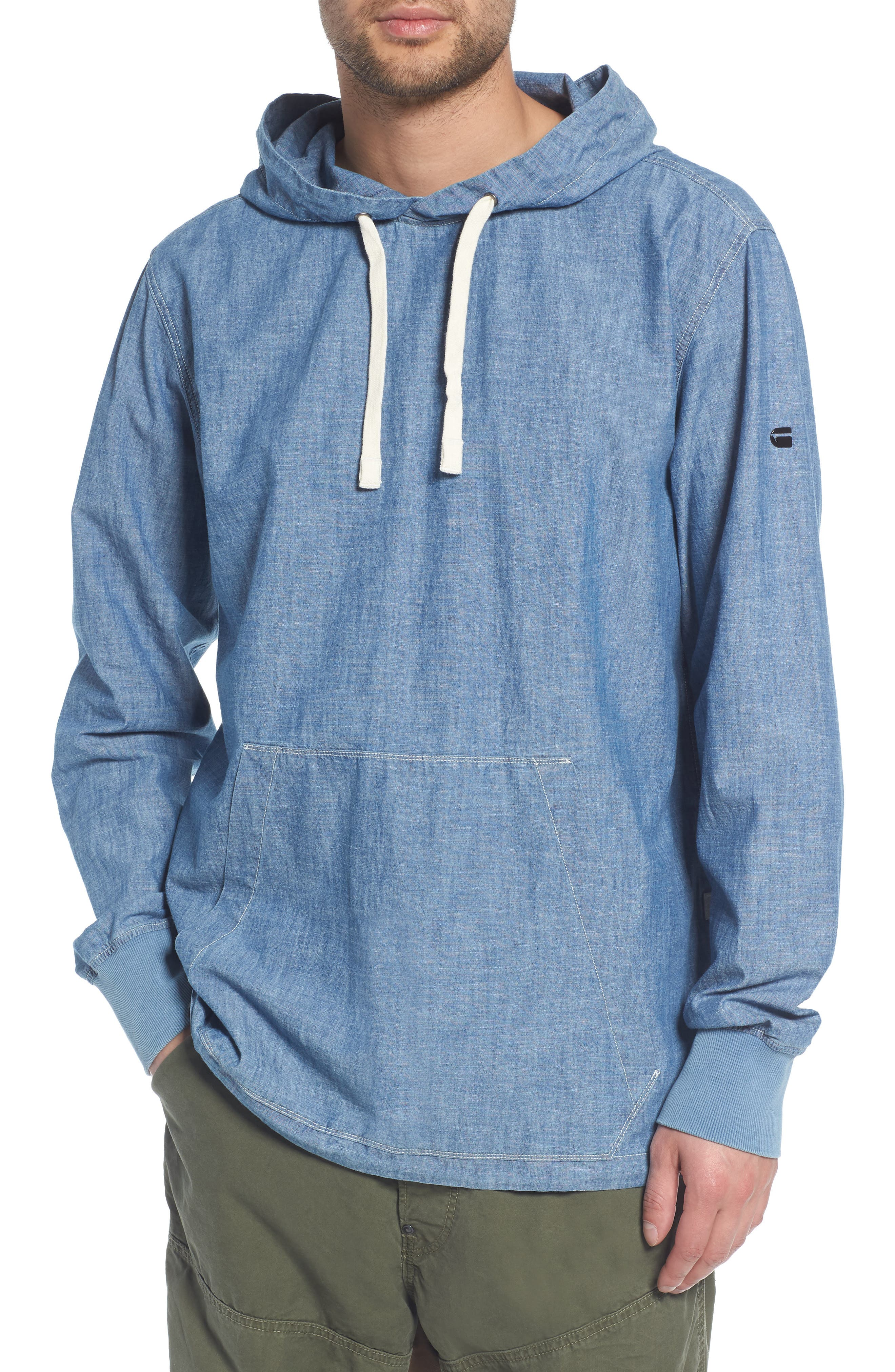 G-Star Raw Woven Hoodie
