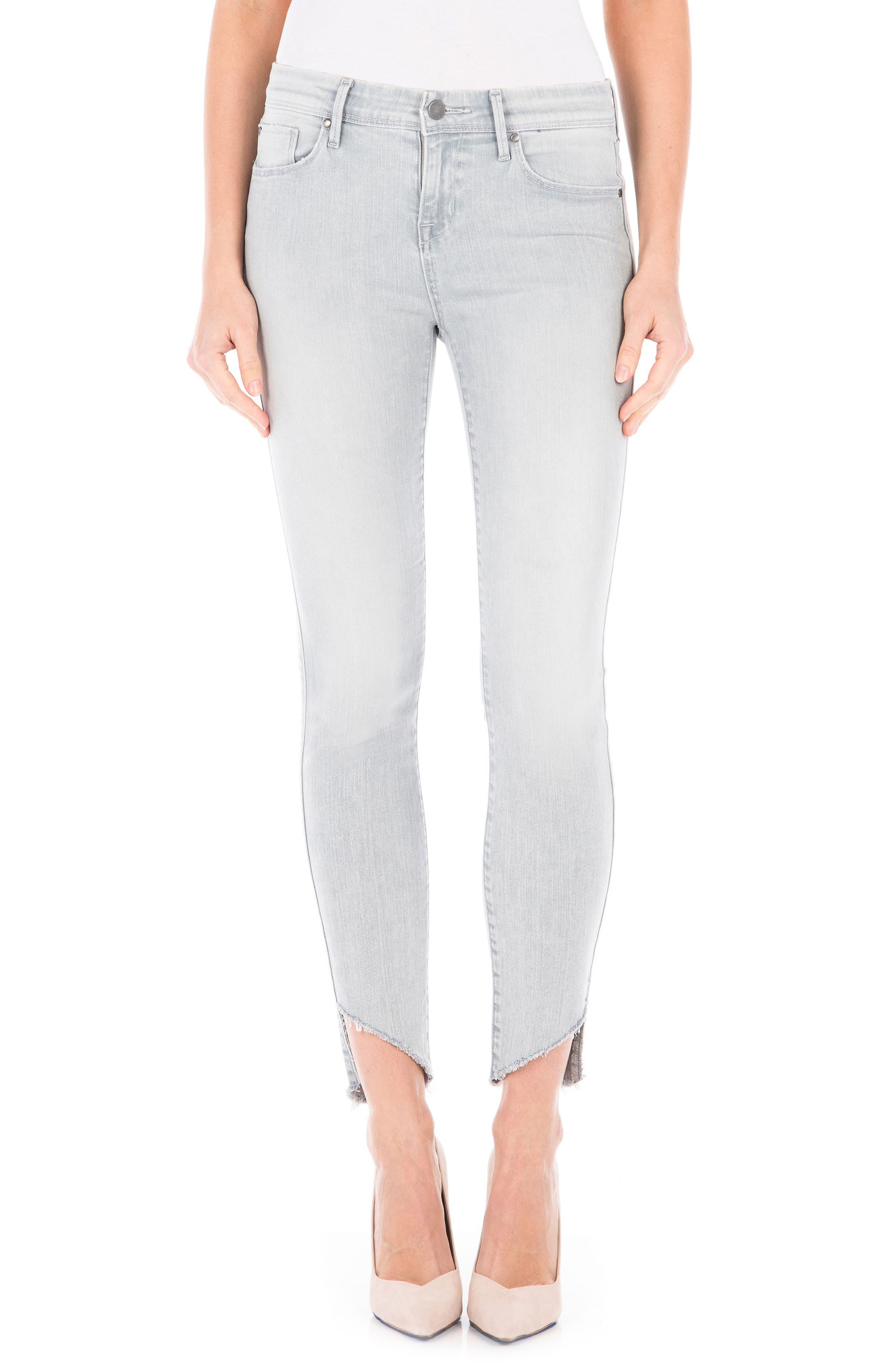 Sola Skinny Jeans,                             Main thumbnail 1, color,                             Quartz