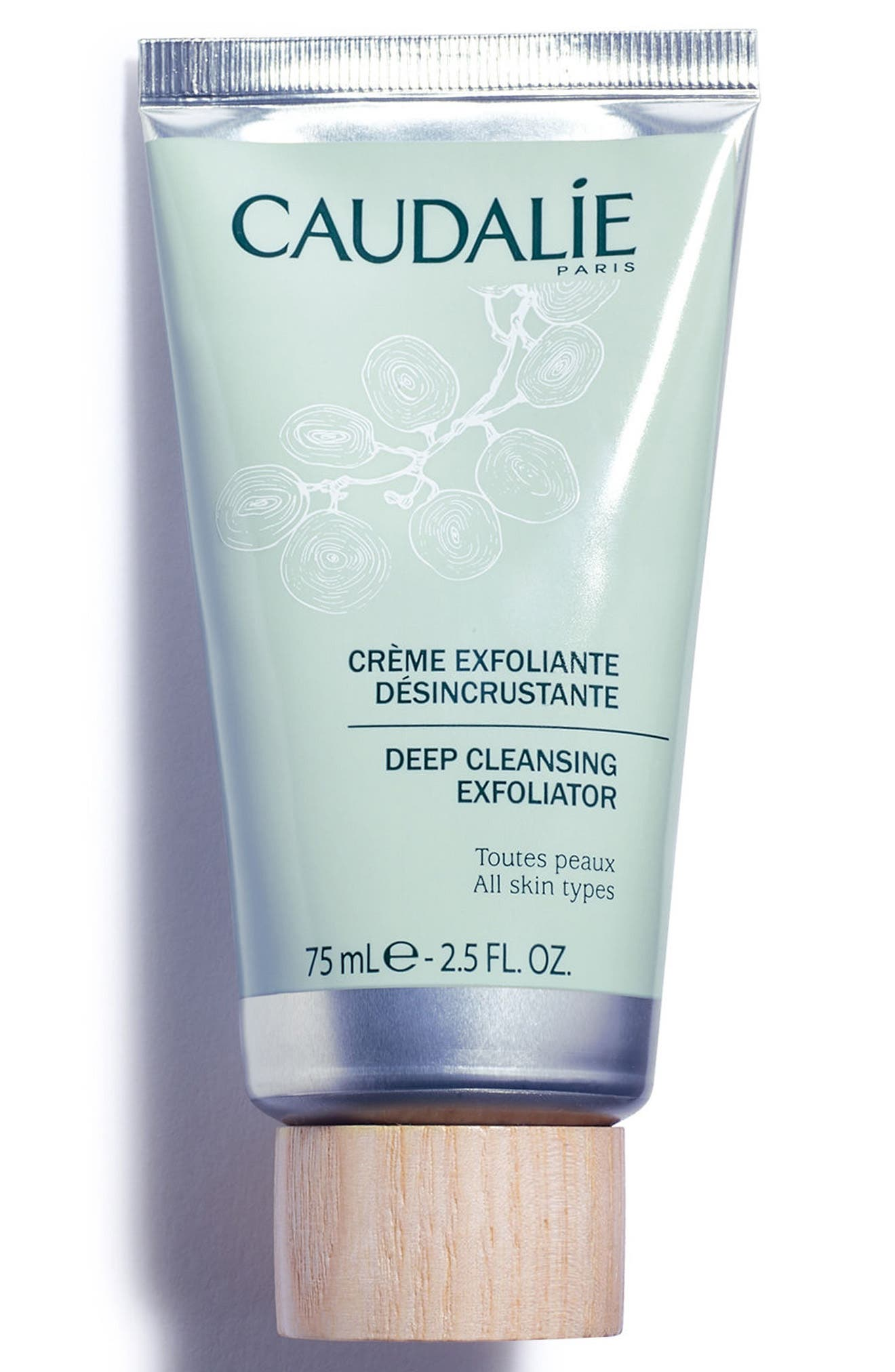 Deep Cleansing Exfoliator,                             Alternate thumbnail 3, color,                             No Color