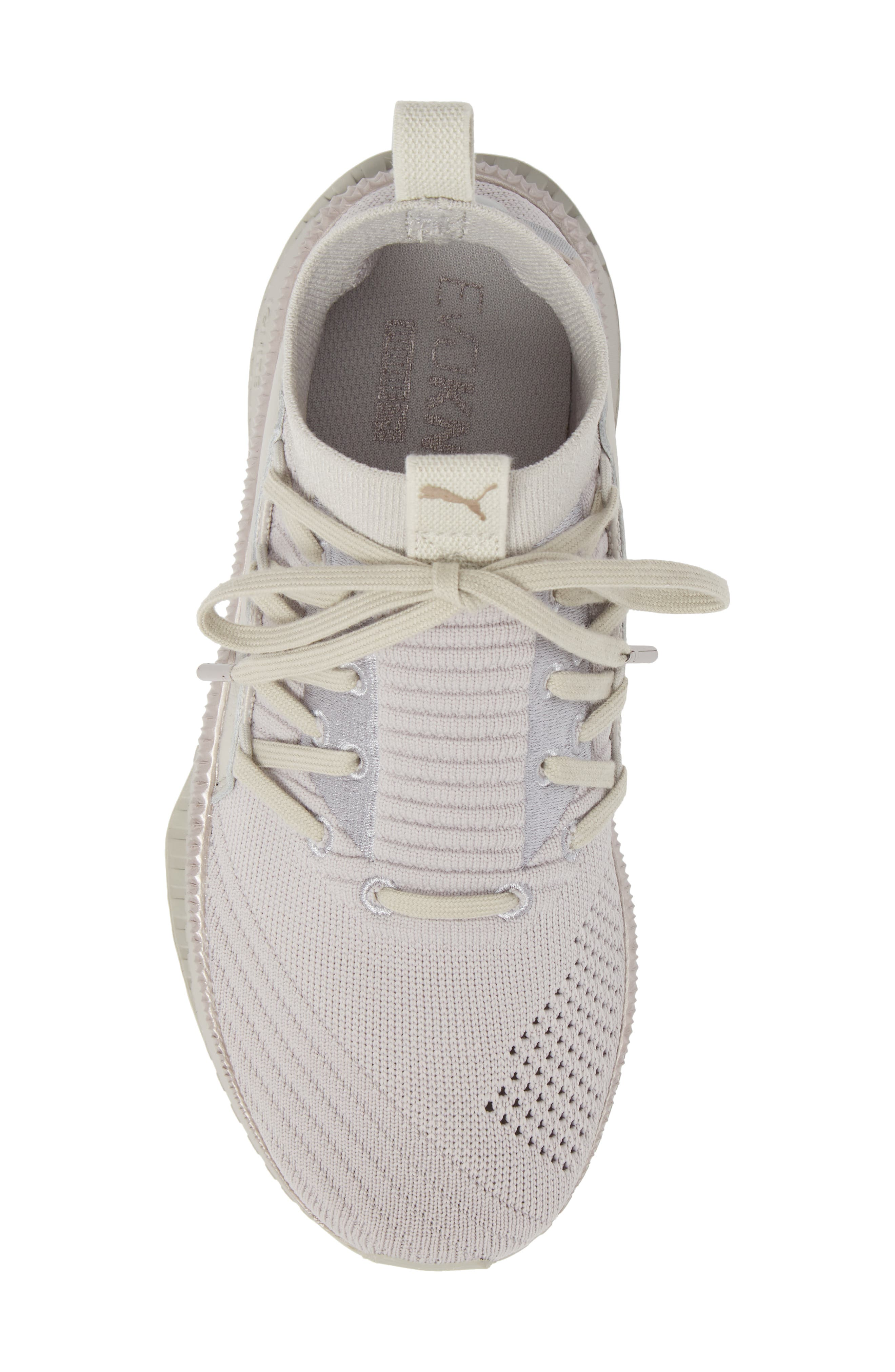 Tsugi Jun Training Shoe,                             Alternate thumbnail 5, color,                             Gray Violet/ Metallic Beige
