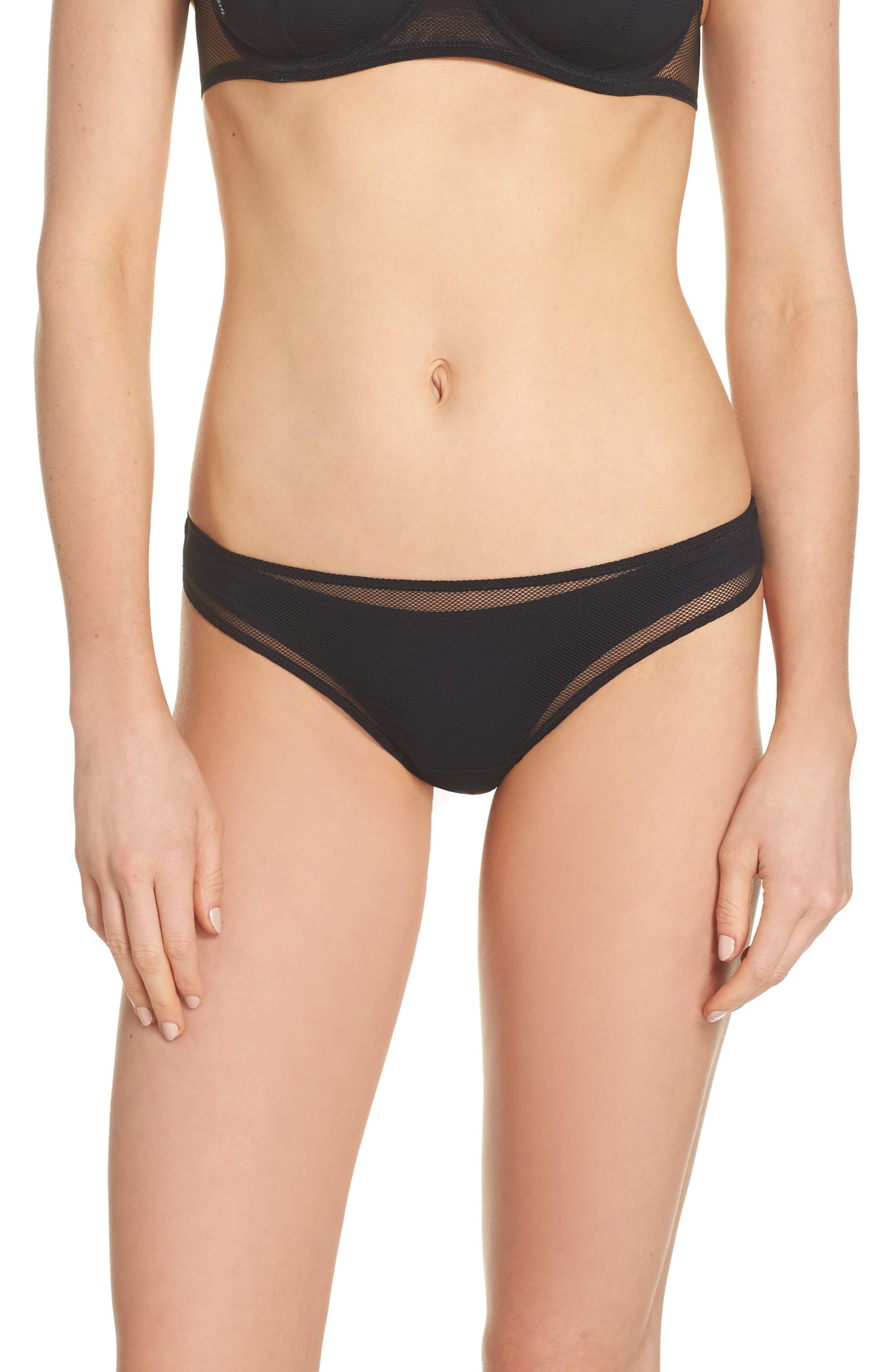 Jules Bikini,                             Main thumbnail 1, color,                             Black