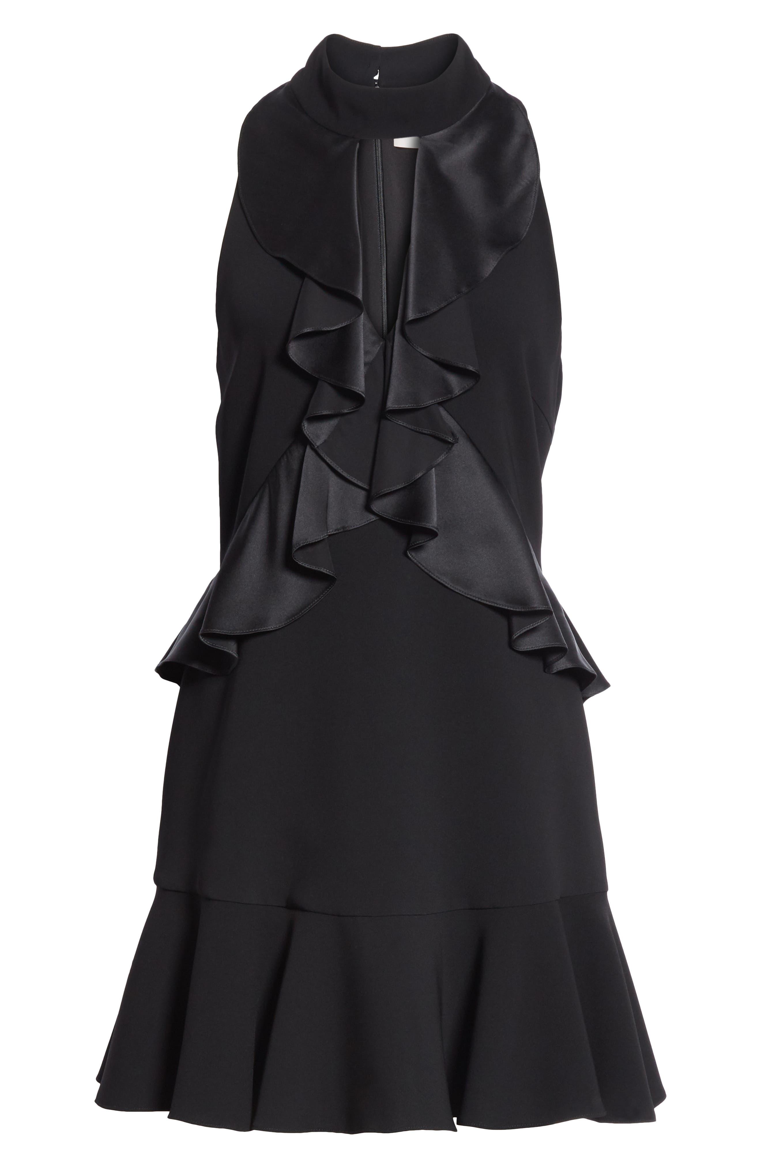 Alternate Image 6  - Cinq à Sept Maxie Ruffle Dress
