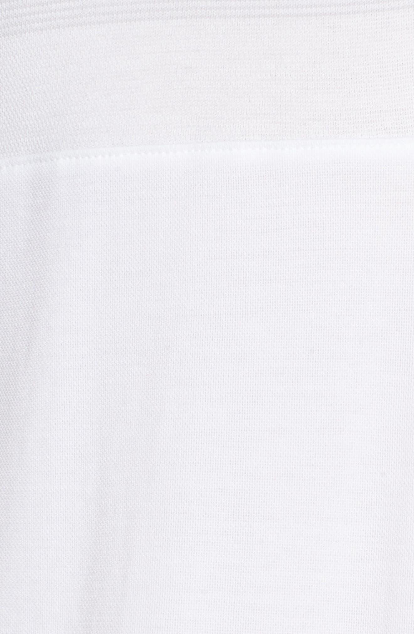 The Raffi Polo,                             Alternate thumbnail 5, color,                             White