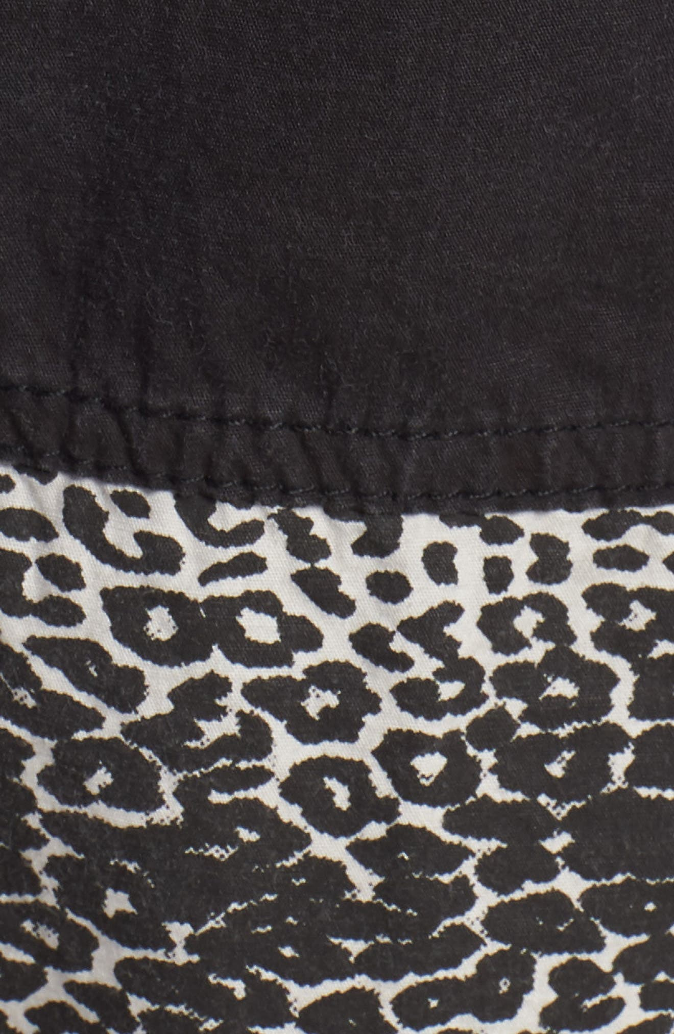 Easy Boardie Shorts,                             Alternate thumbnail 5, color,                             Snow Leopard