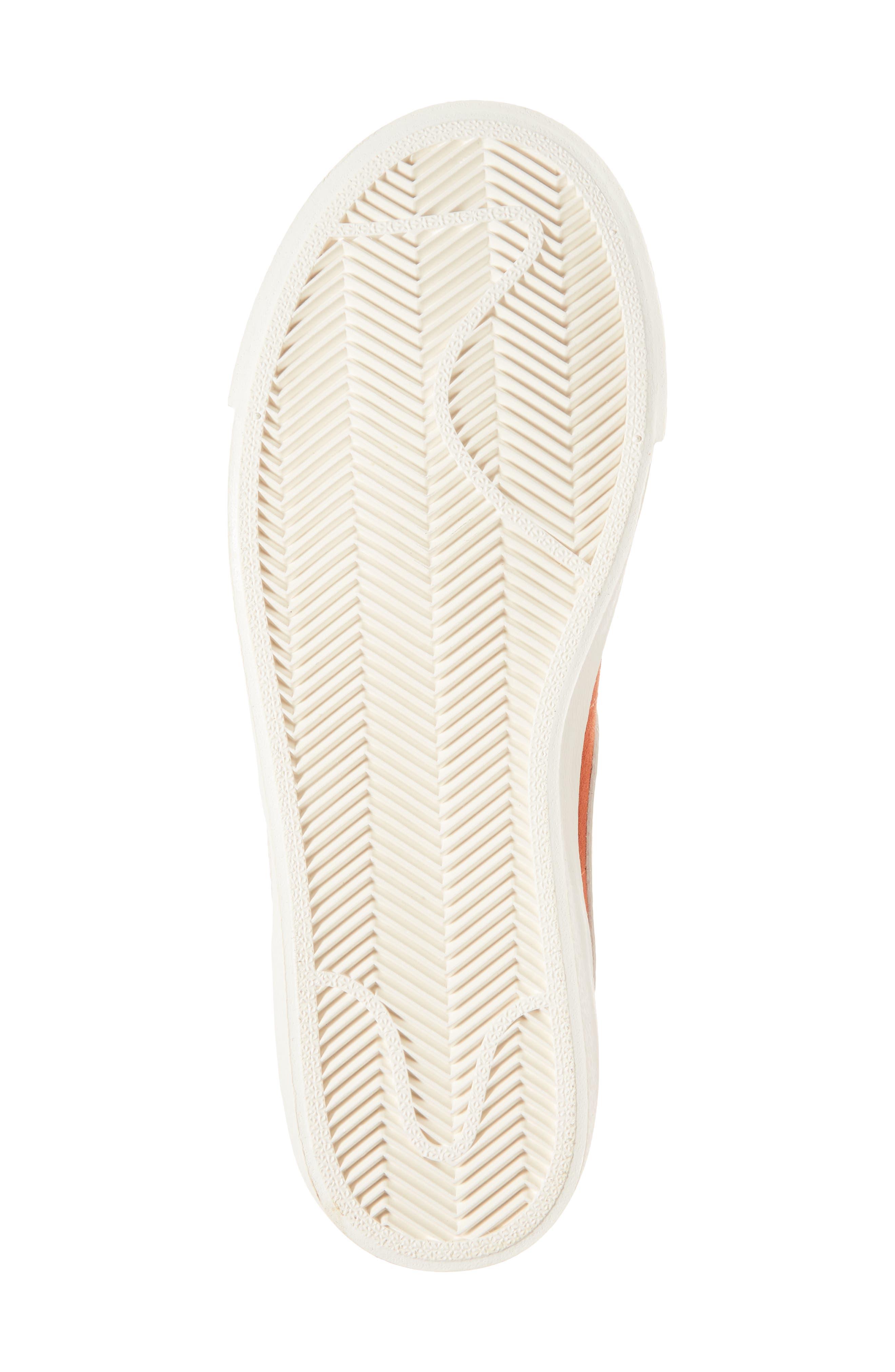 Alternate Image 6  - Nike Blazer Mid Vintage Sneakers (Women)