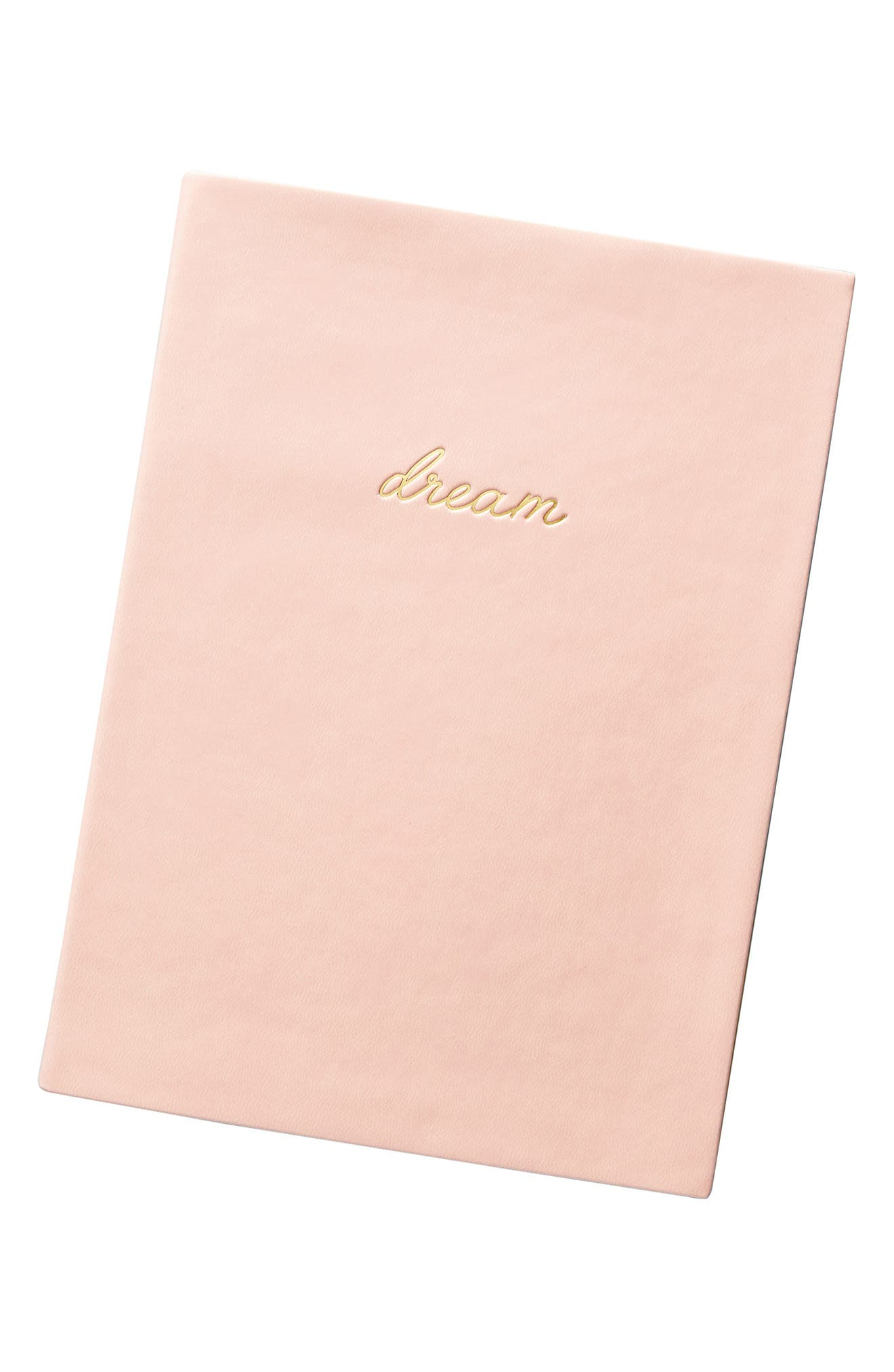 Dream & Scheme Journal,                             Alternate thumbnail 6, color,                             Pink