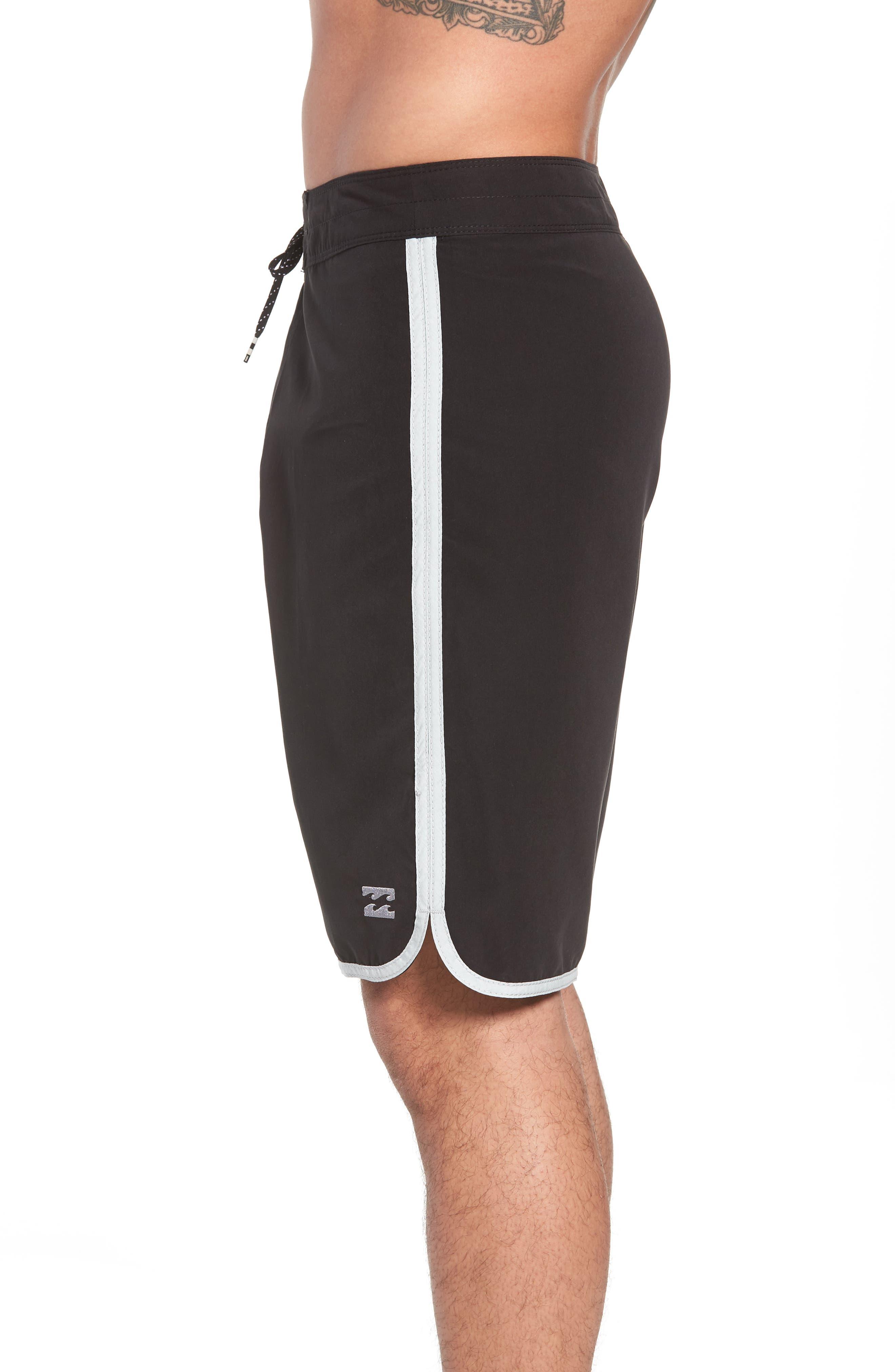 73 OG Board Shorts,                             Alternate thumbnail 3, color,                             Black