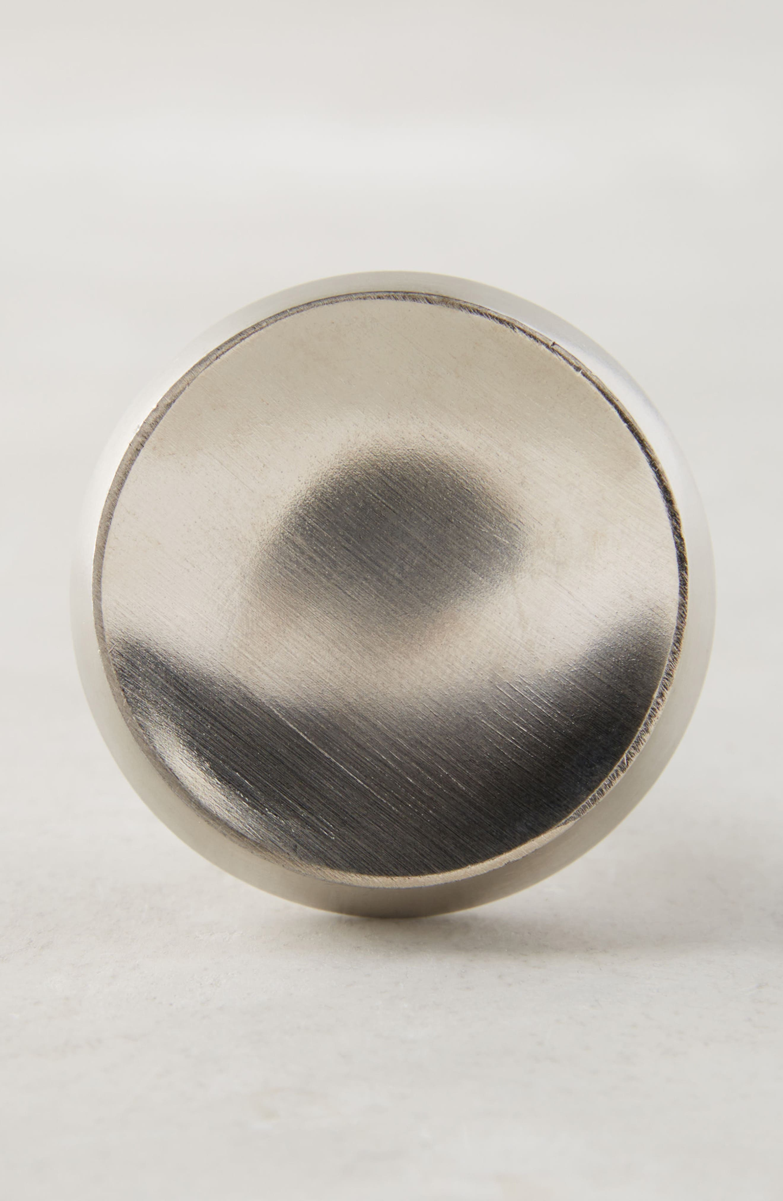 Harvey Knob,                             Alternate thumbnail 2, color,                             Silver