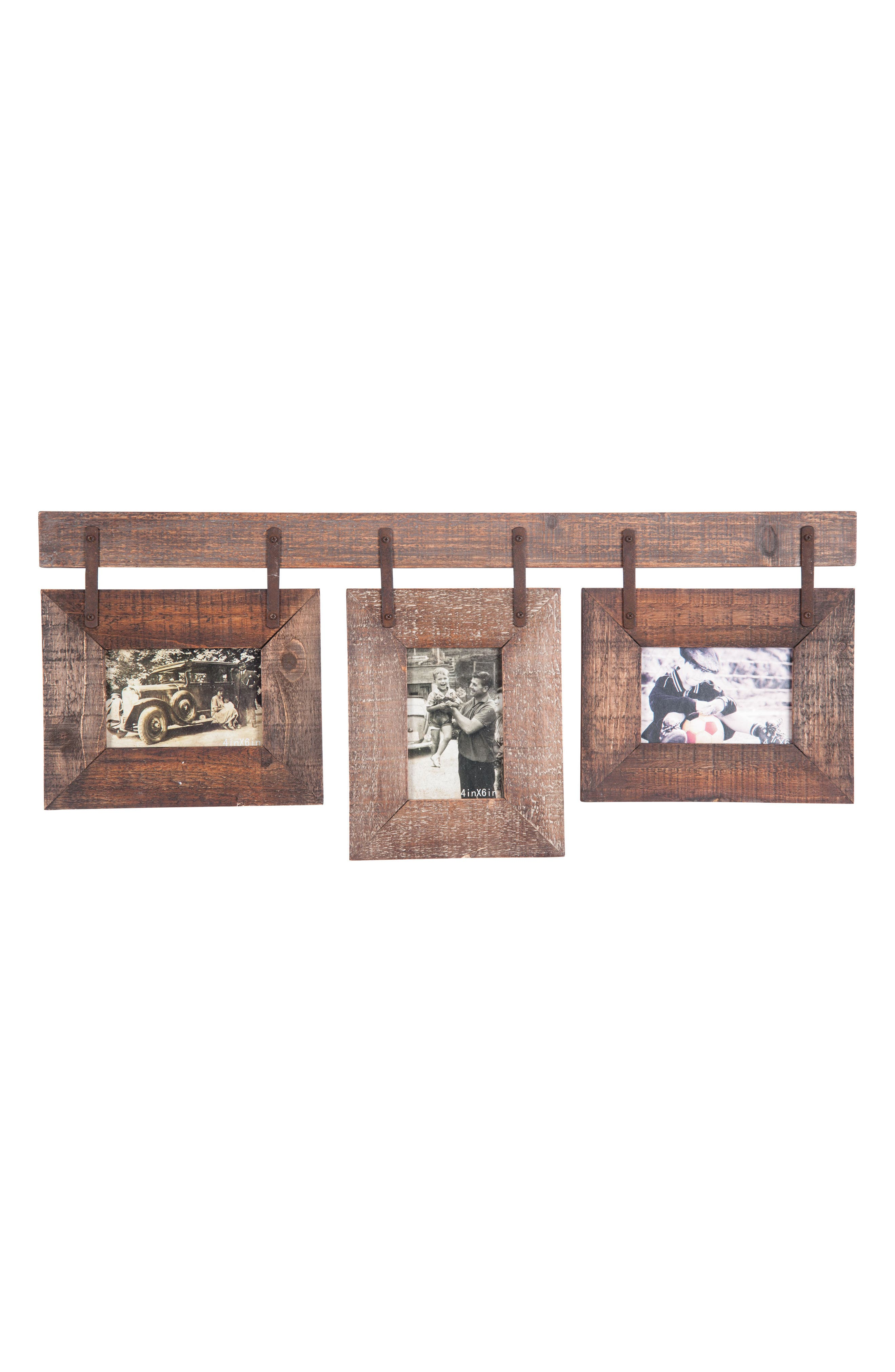 Foreside Set of 3 Hanging Picture Frames