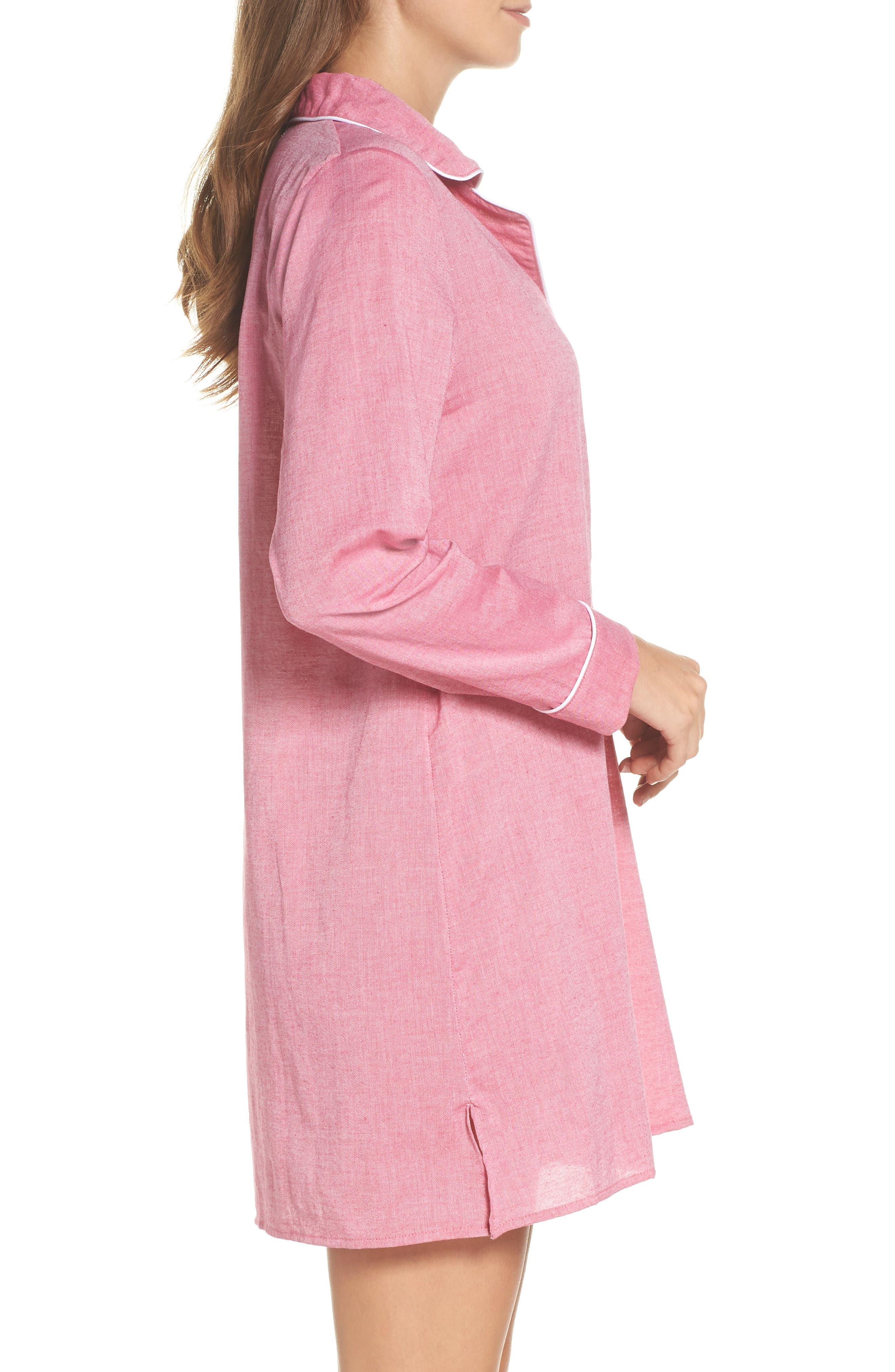 Alternate Image 3  - Loungerie Sleep Shirt