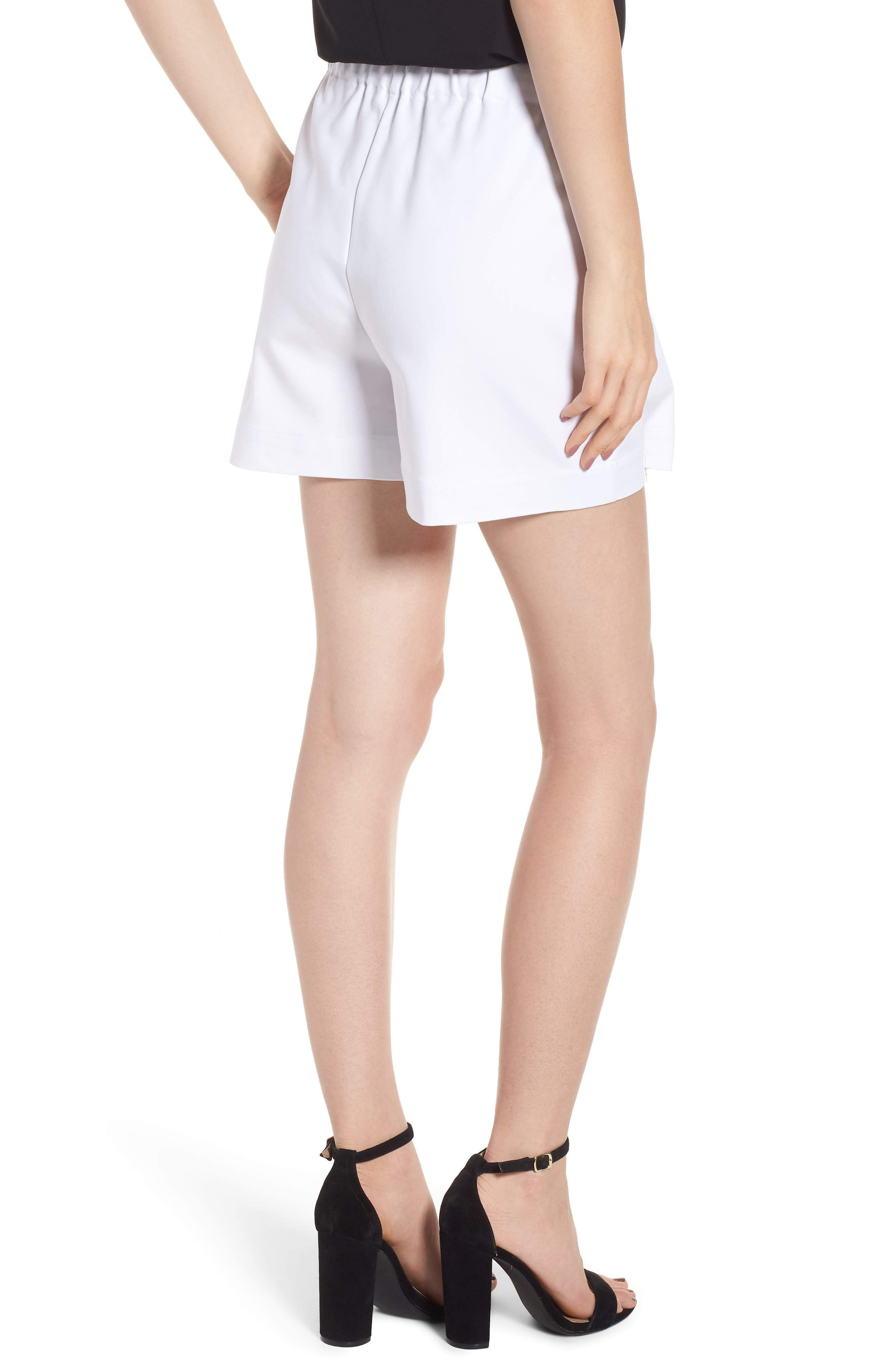 Park South Shorts,                             Alternate thumbnail 2, color,                             White