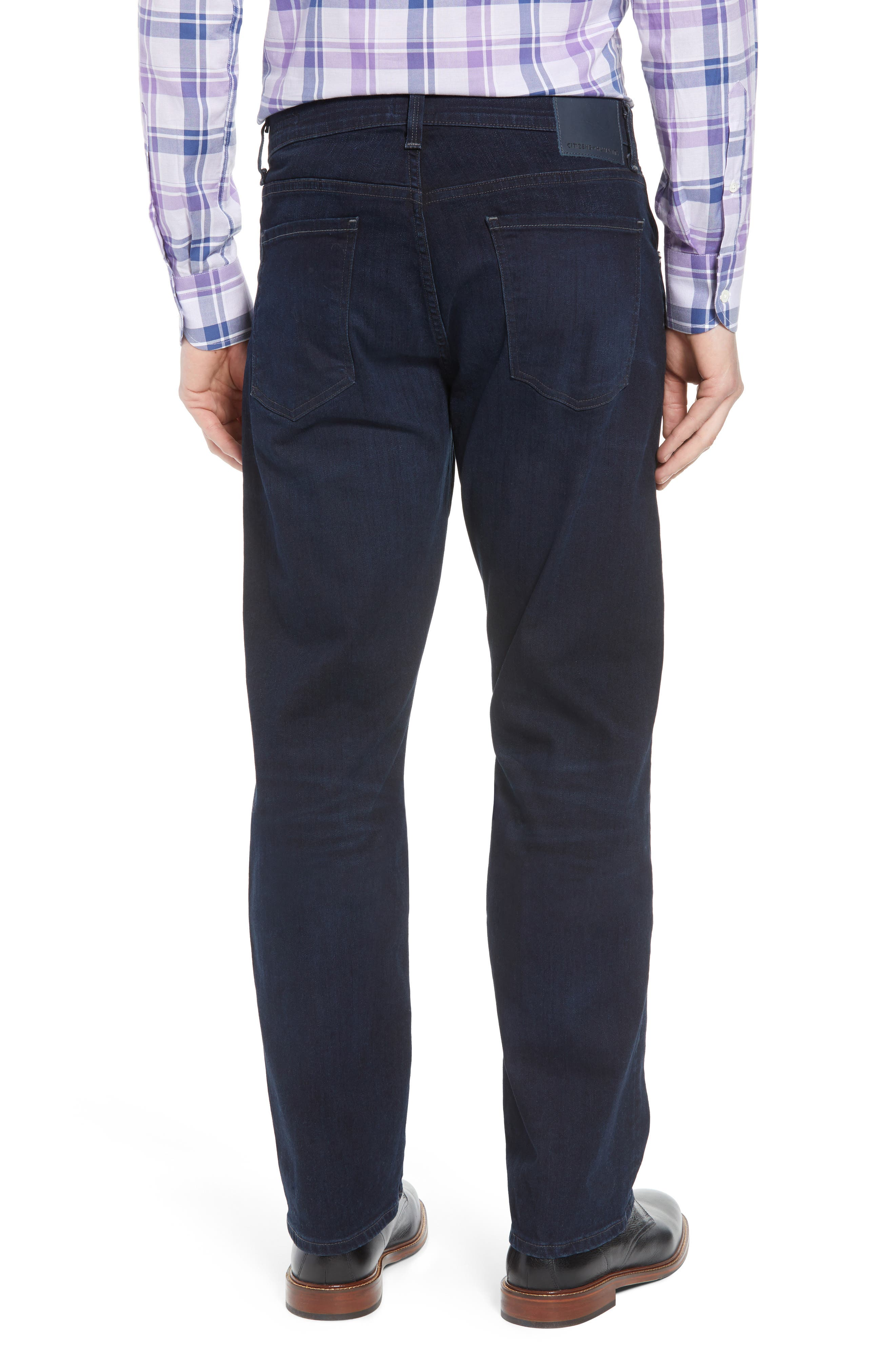 Citzens of Humanity Perfect Relaxed Fit Jeans,                             Alternate thumbnail 2, color,                             Miles