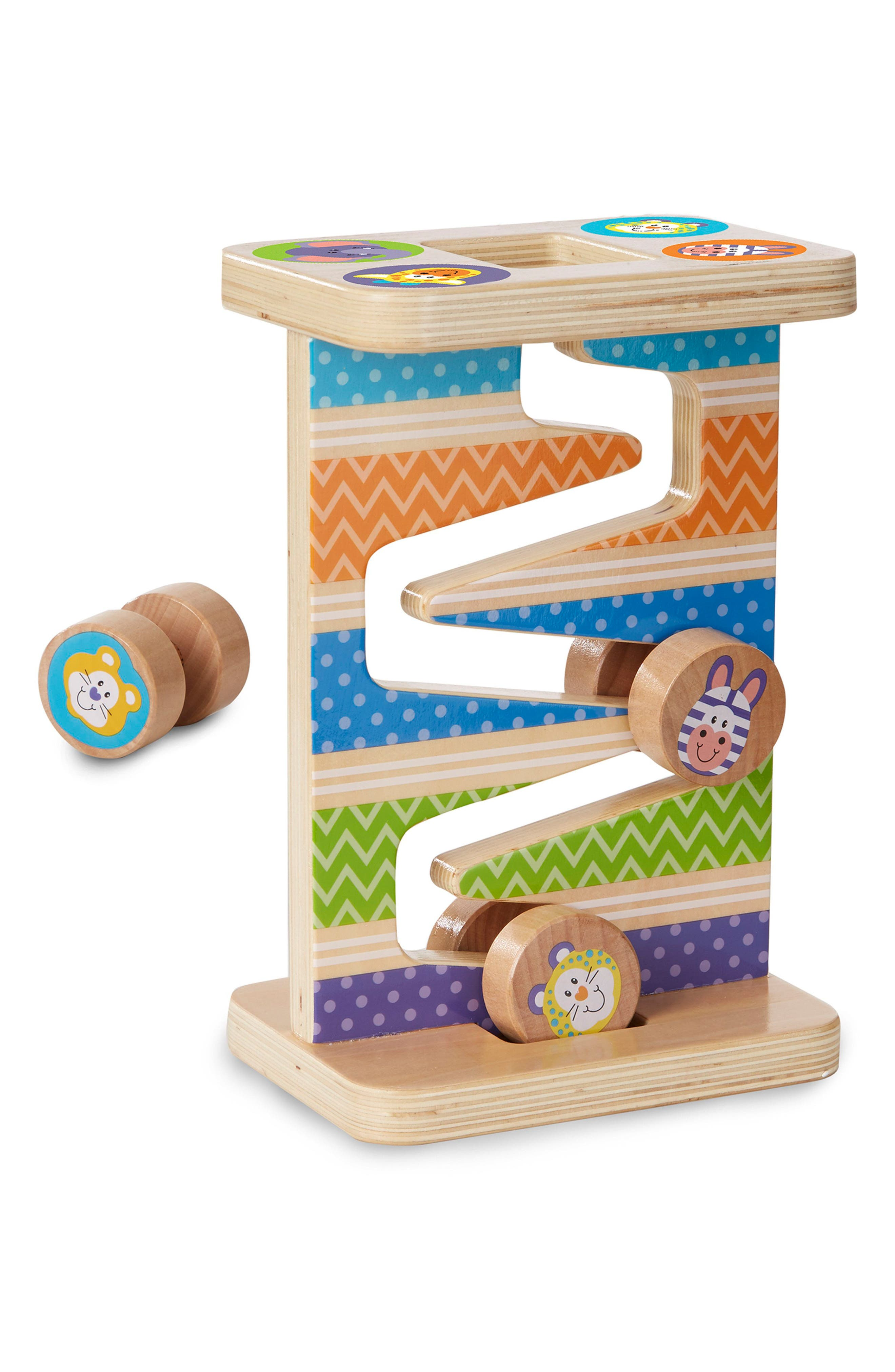 Safari Zigzag Tower,                         Main,                         color, Multi
