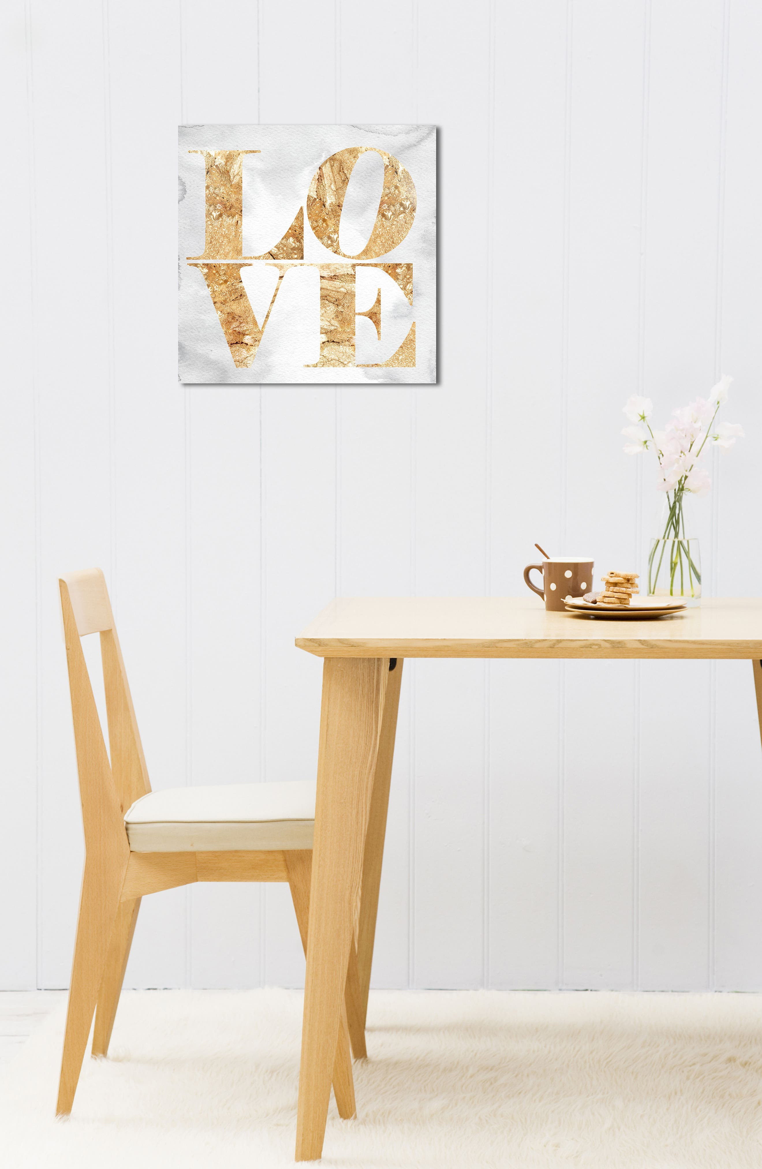 Alternate Image 3  - Oliver Gal Love Canvas Wall Art