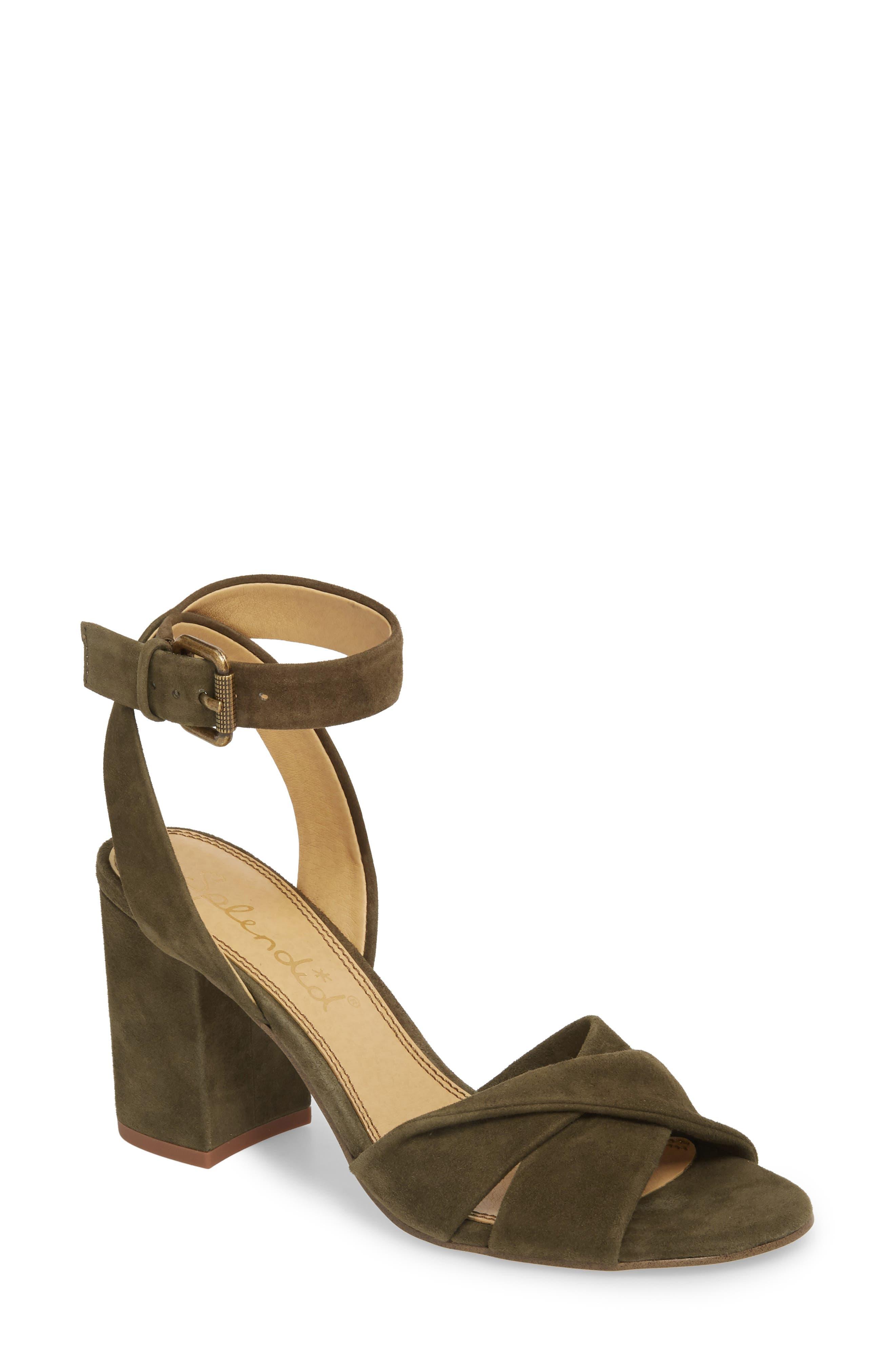Splendid Fairy Block Heel Sandal (Women)