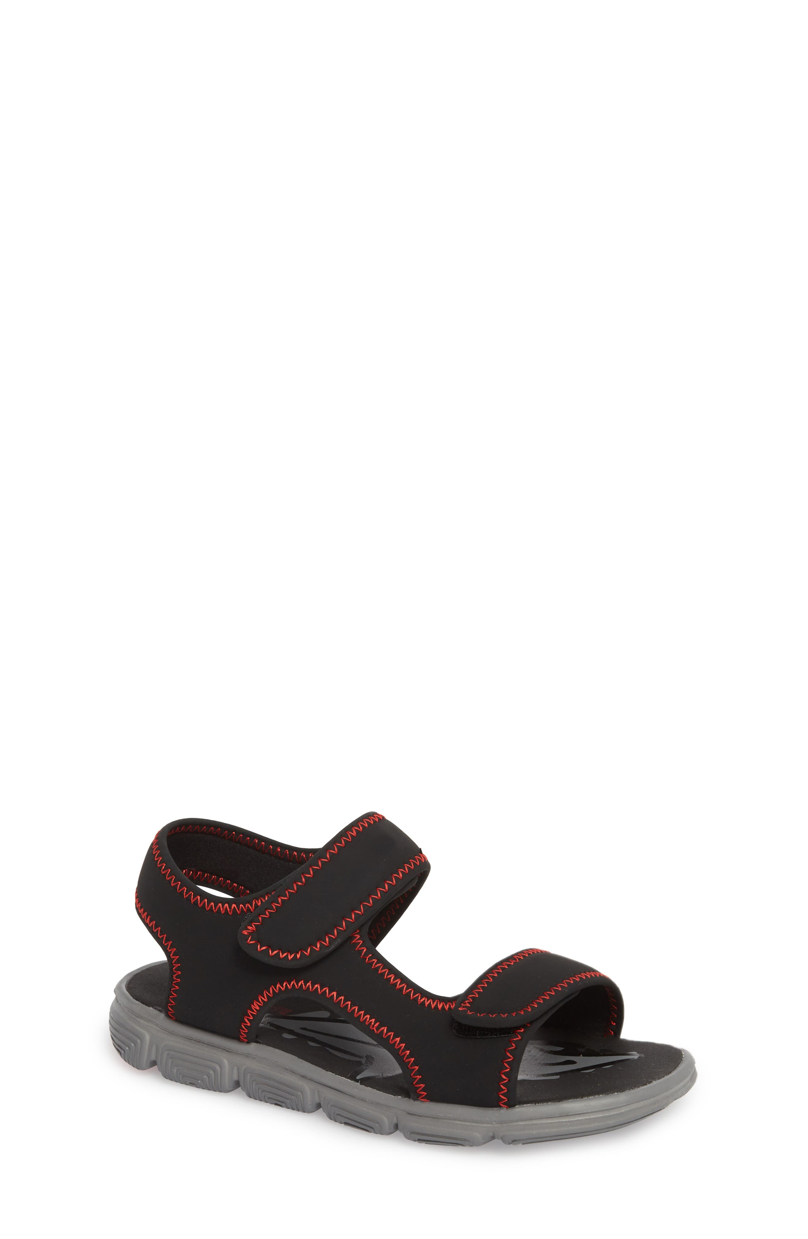 Tucker + Tate Bodie Water Resistant Sport Sandal (Toddler, Little Kid & Big Kid)