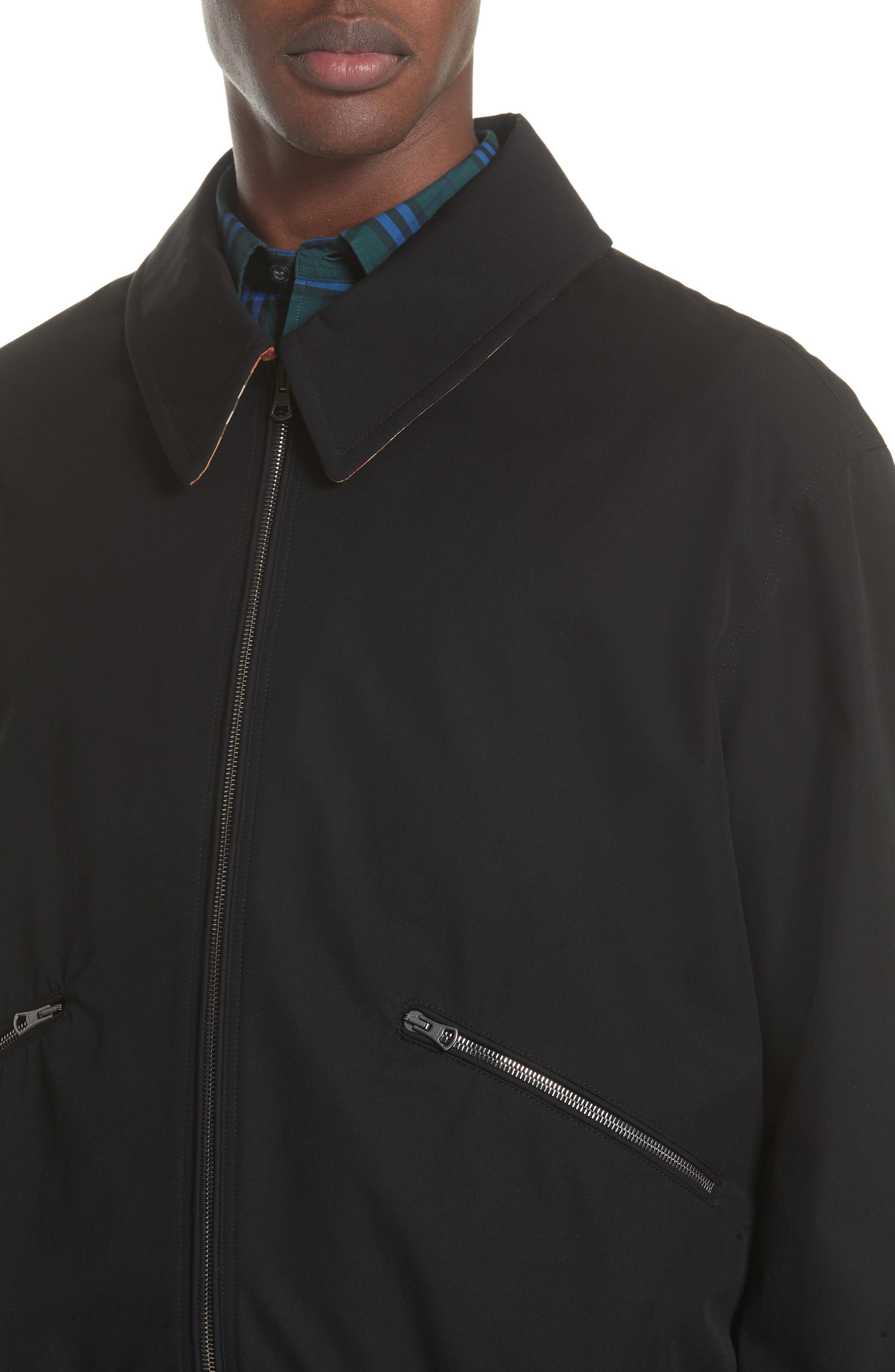 Loweswater Jacket,                             Alternate thumbnail 4, color,                             Black