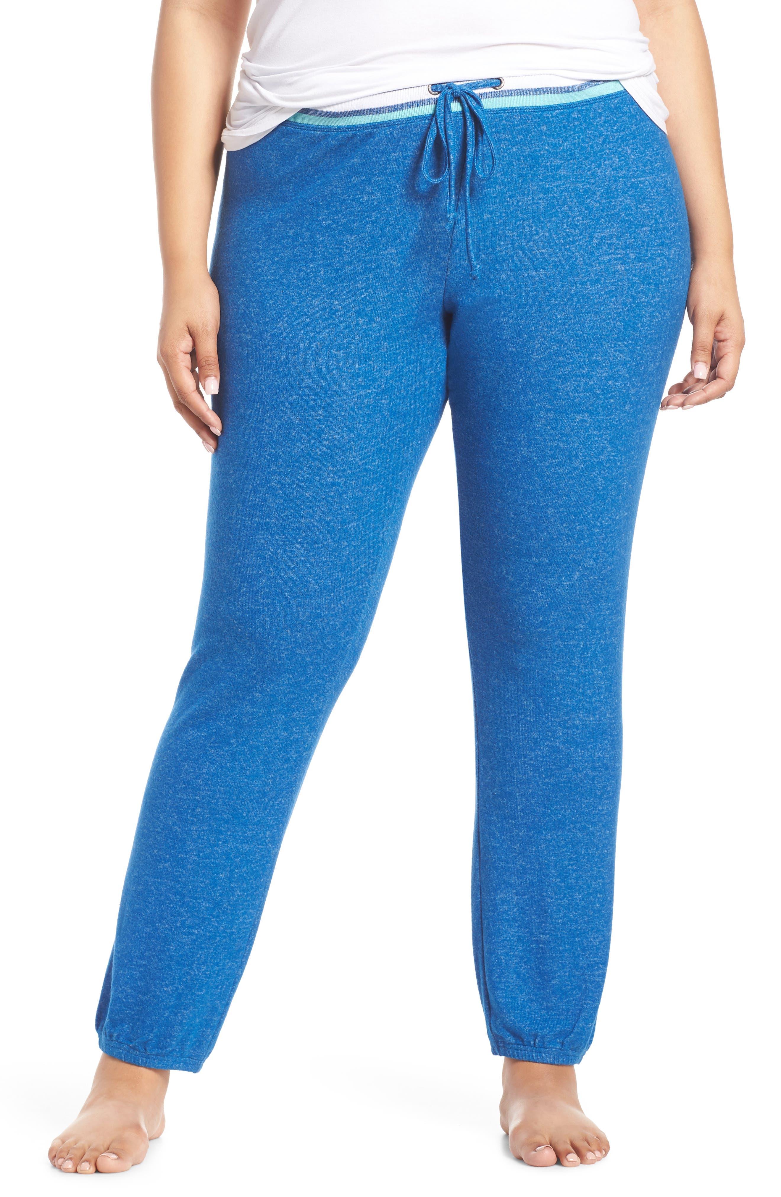 Good Vibes Jogger Pants,                         Main,                         color, Blue Classics