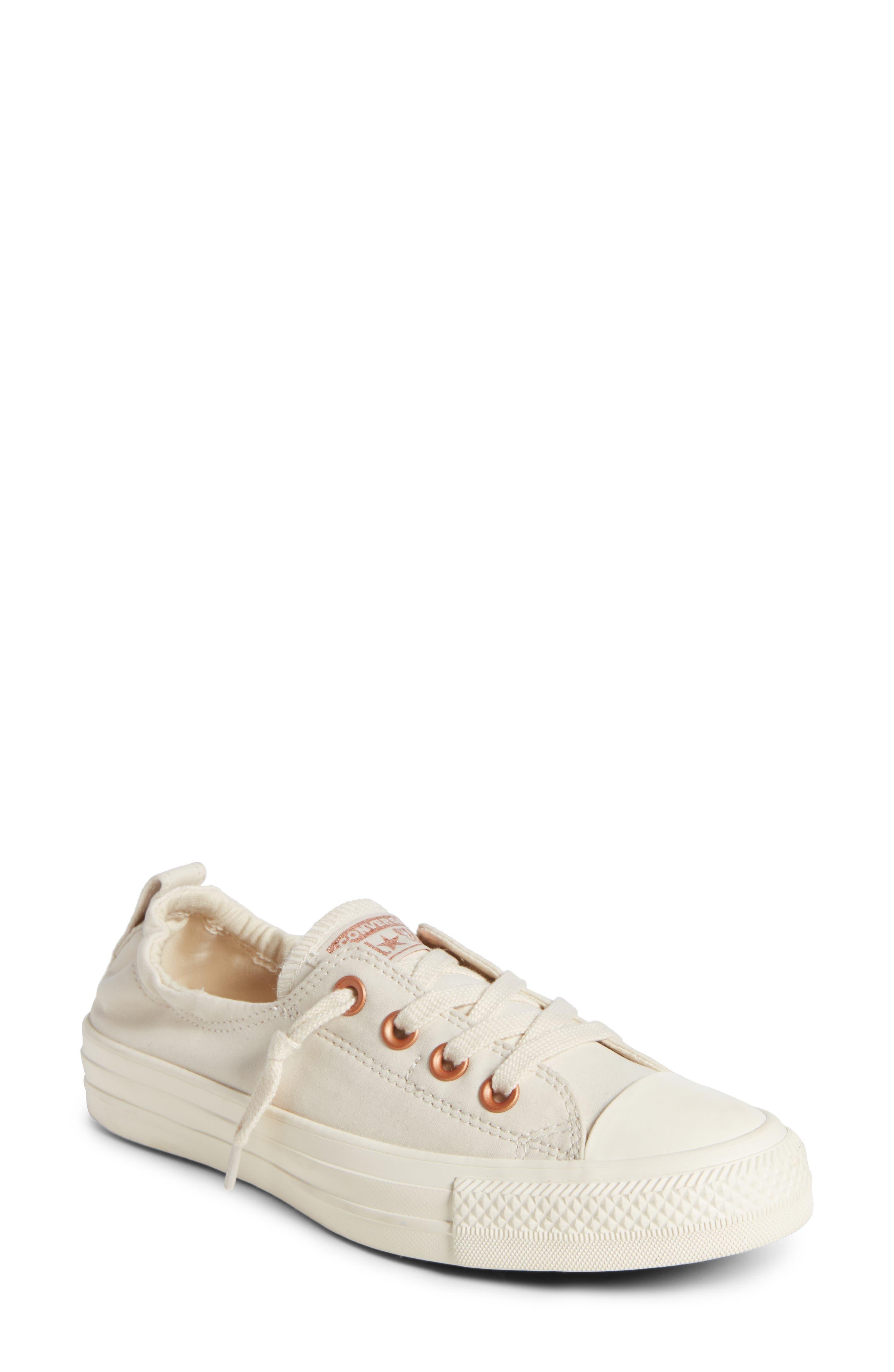 Chuck Taylor<sup>®</sup> 'Shoreline' Sneaker,                         Main,                         color, Light Twine