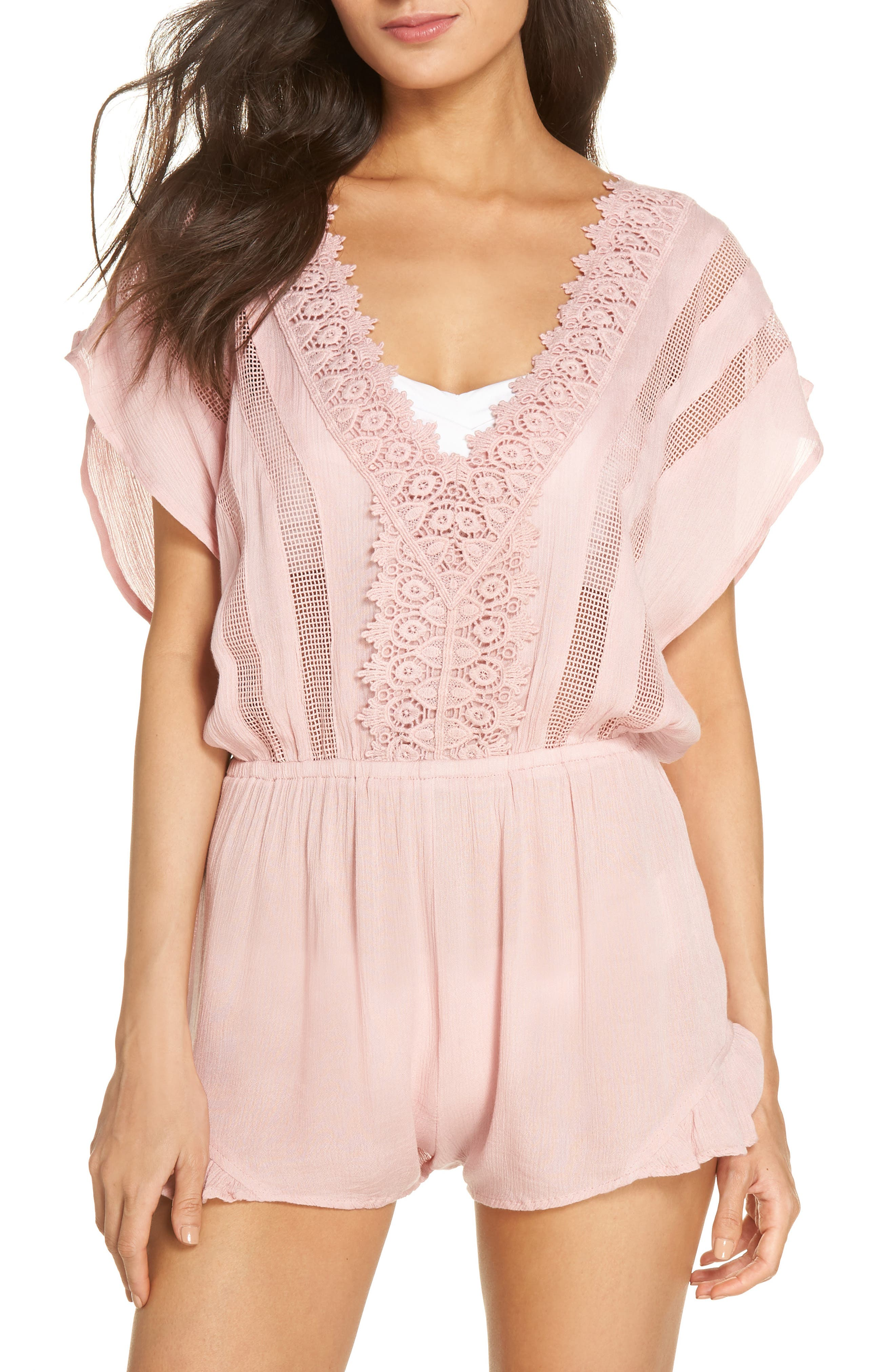 O'Neill Shay Romper Cover-Up