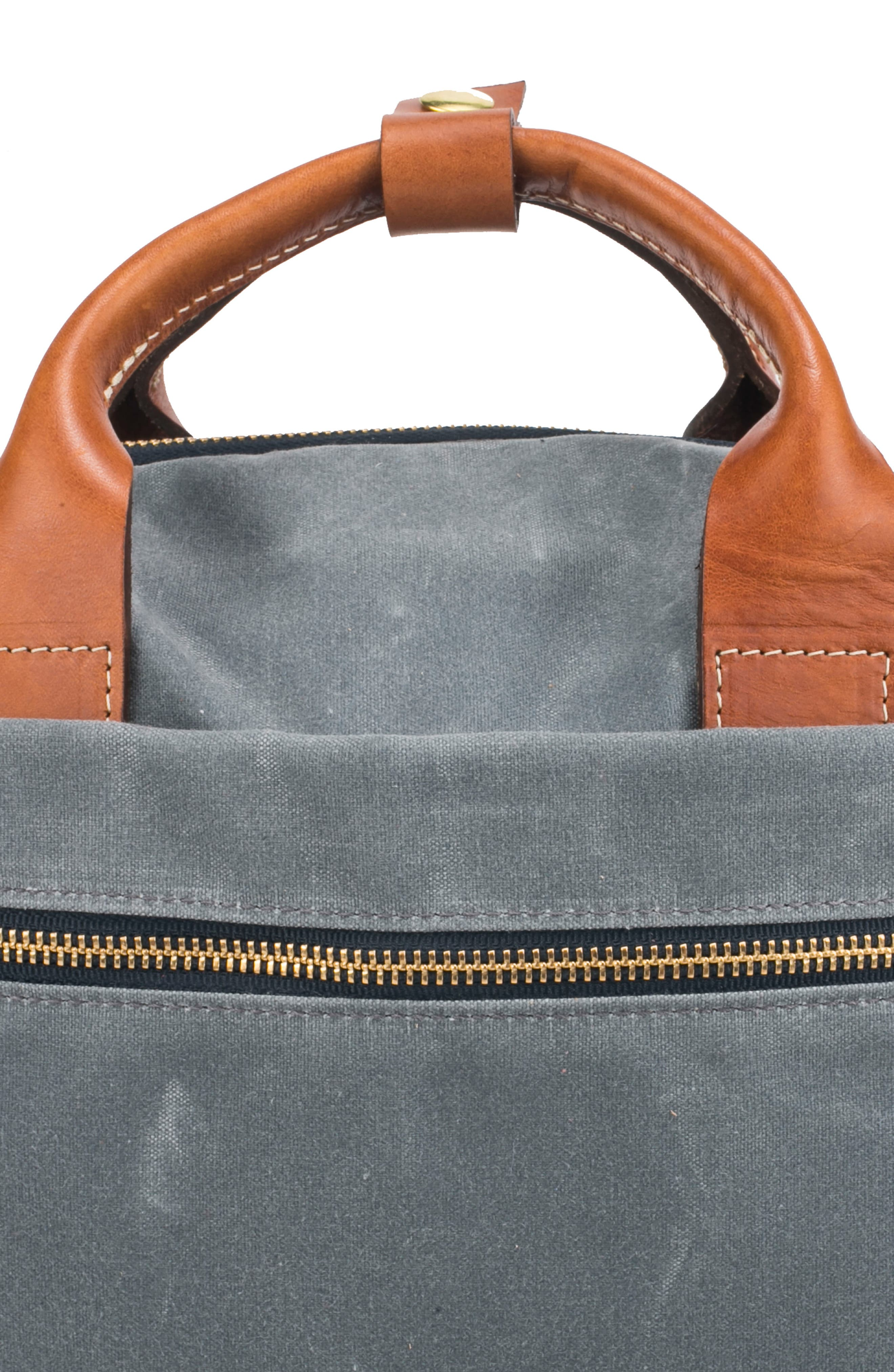 Metro Backpack,                             Alternate thumbnail 5, color,                             Charcoal
