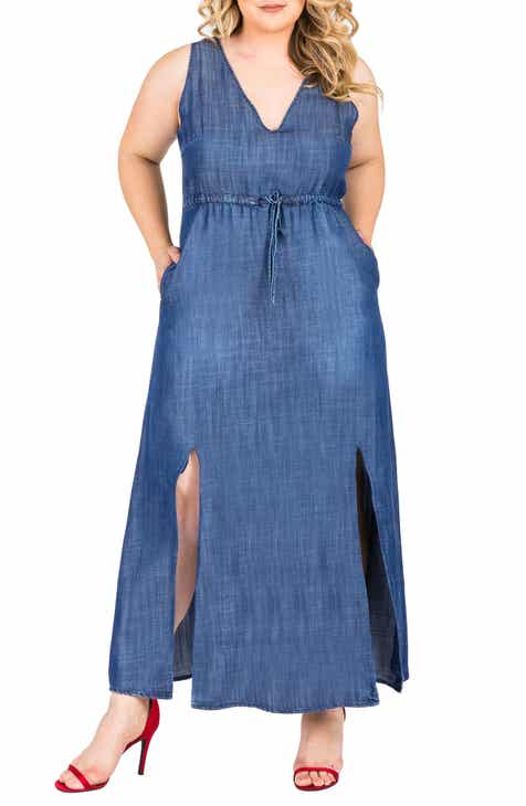Denim Dresses Nordstrom