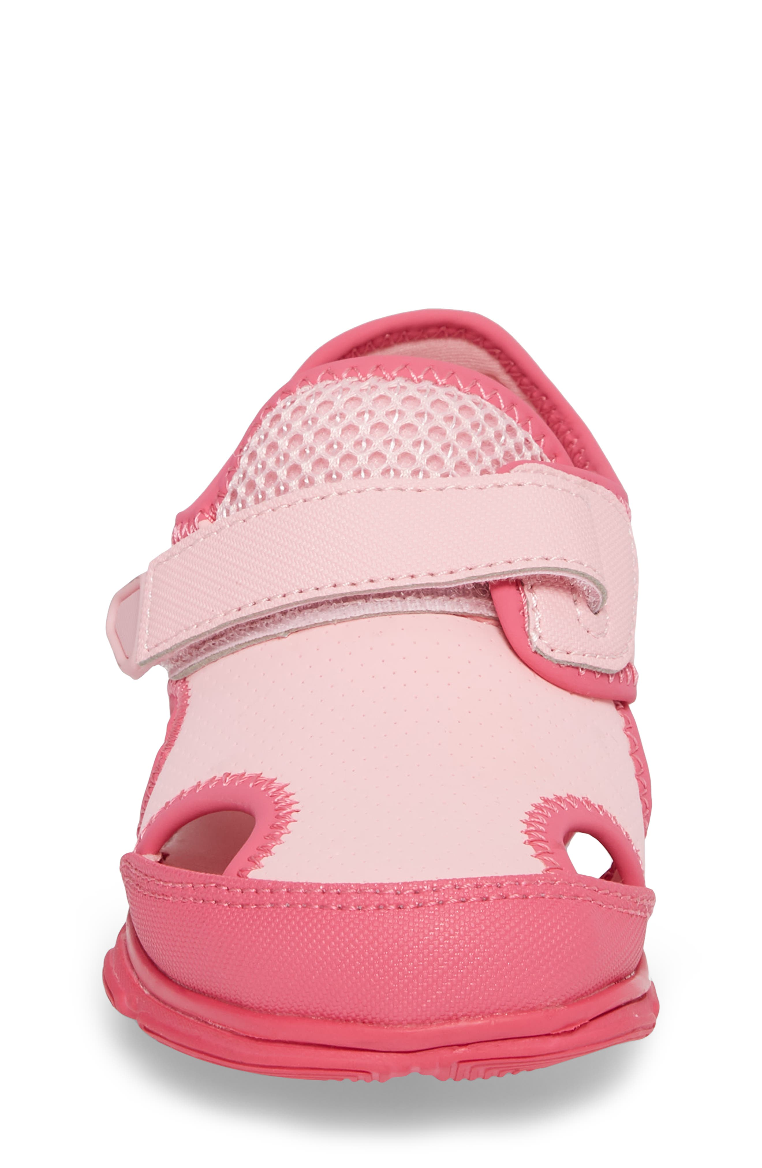 Sophie Water Sandal,                             Alternate thumbnail 4, color,                             Pink/ Dark Pink