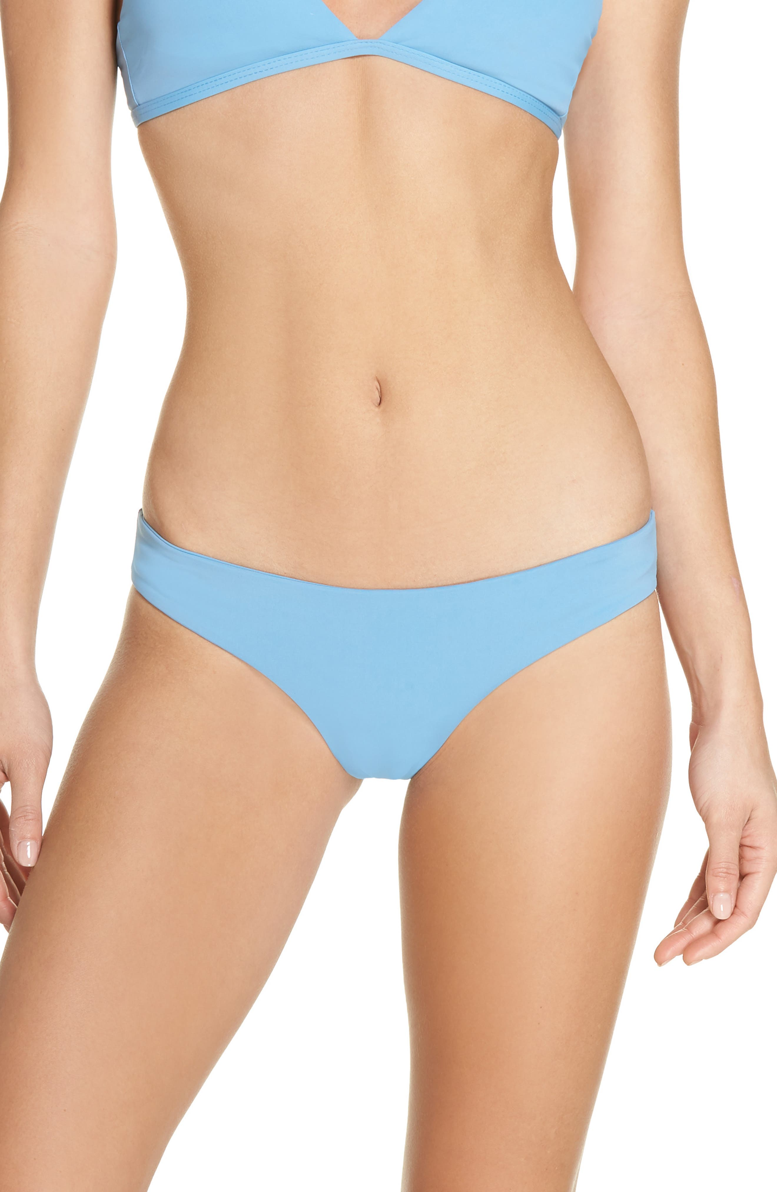 Sandy Classic Bikini Bottoms,                         Main,                         color, Ocean