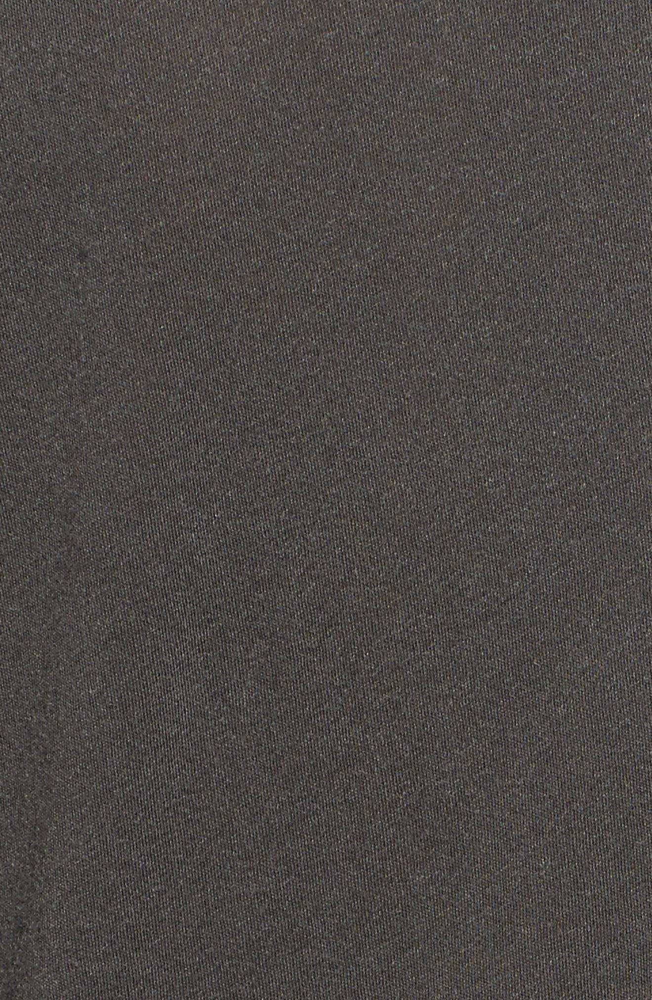 David Bowie Tee,                             Alternate thumbnail 6, color,                             Vintage Black