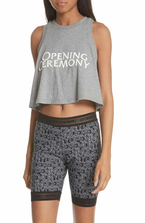 2ff7d42f8a1 Opening Ceremony Logo Crop Tank Top
