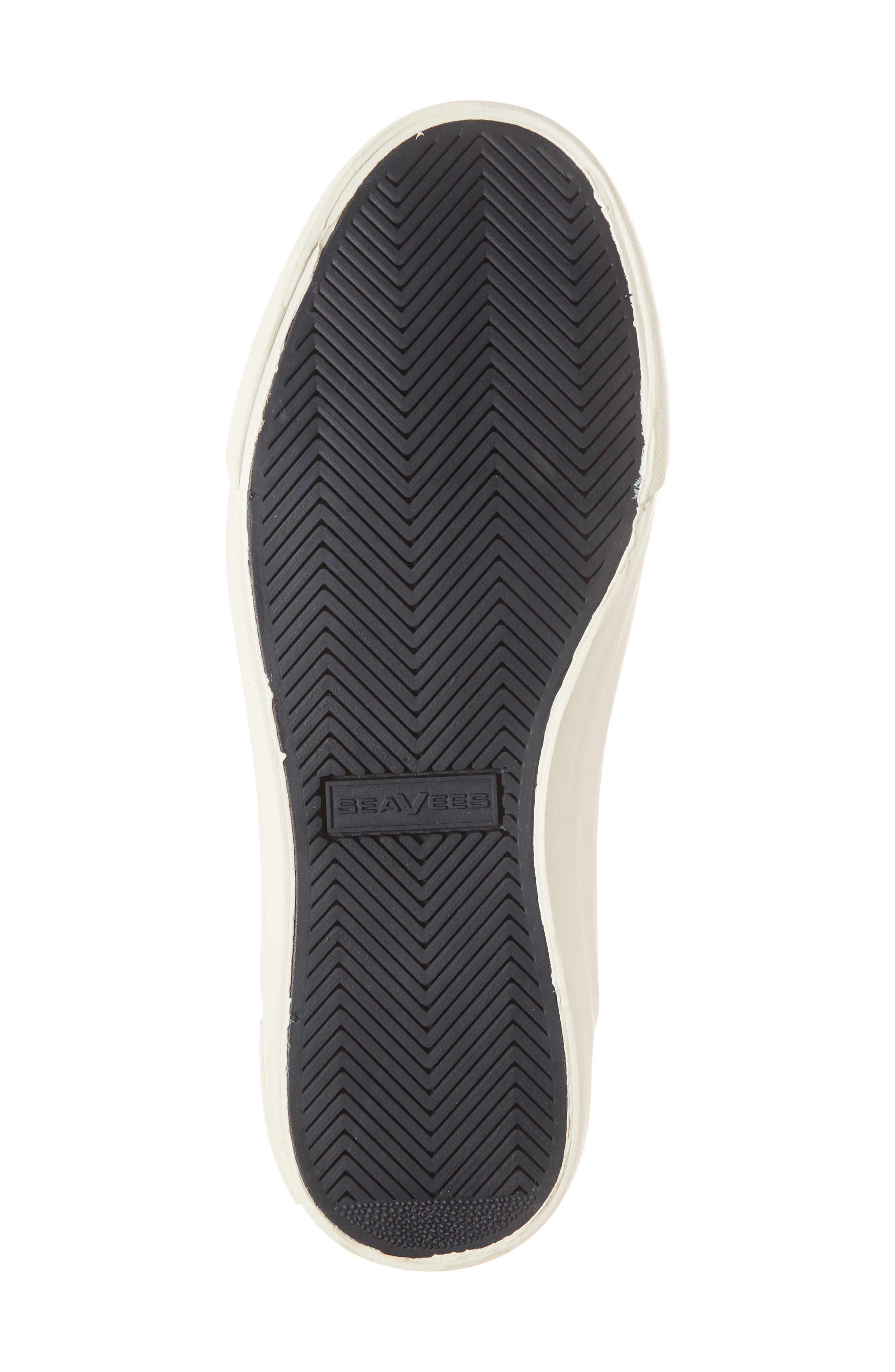 Huntington Middie Slip-On Sneaker,                             Alternate thumbnail 6, color,                             Dune