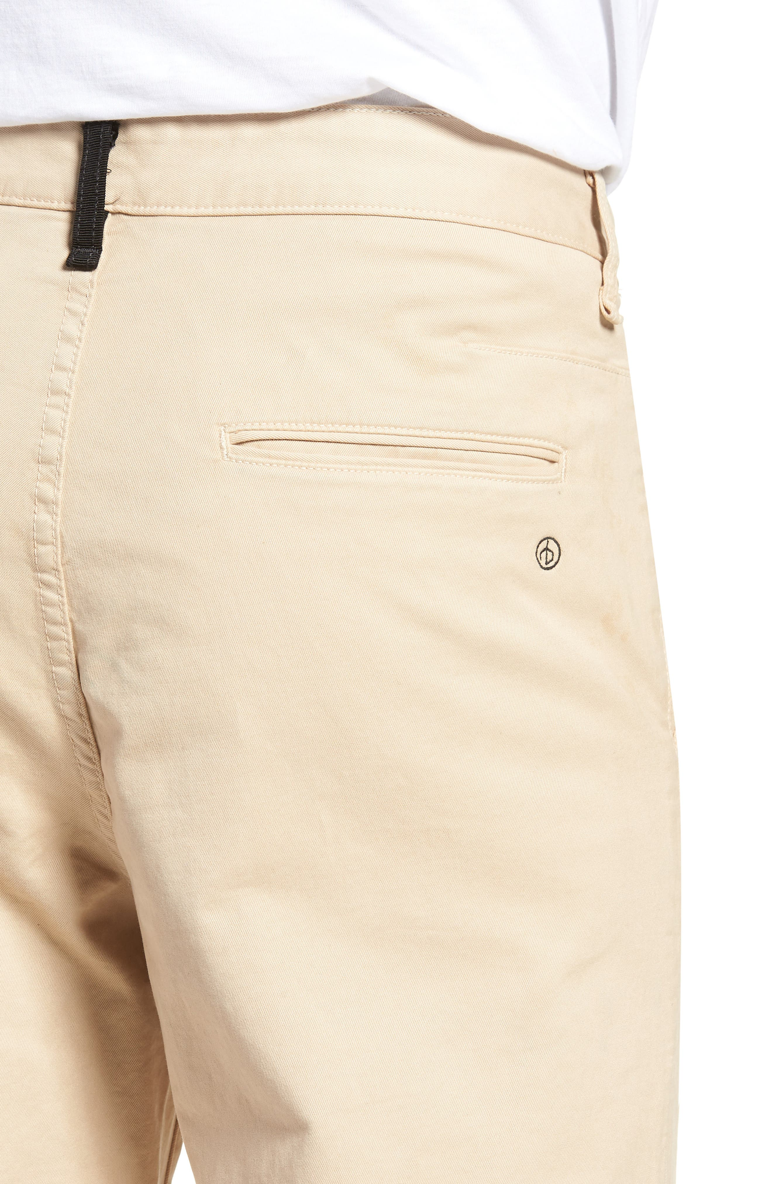 Fit 3 Classic Chino,                             Alternate thumbnail 4, color,                             Beige