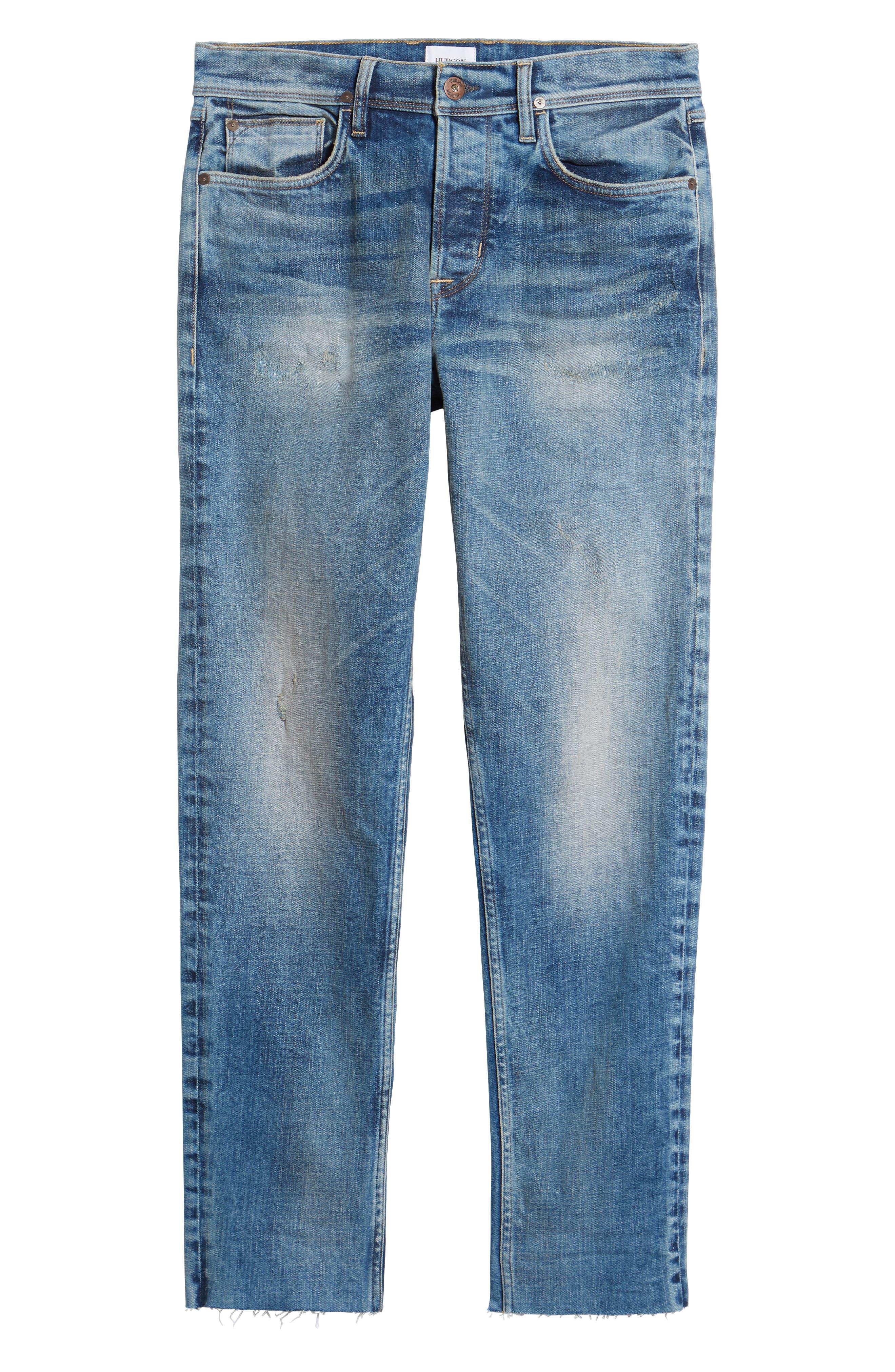 Sartor Slouchy Skinny Fit Jeans,                             Alternate thumbnail 6, color,                             Los Feliz