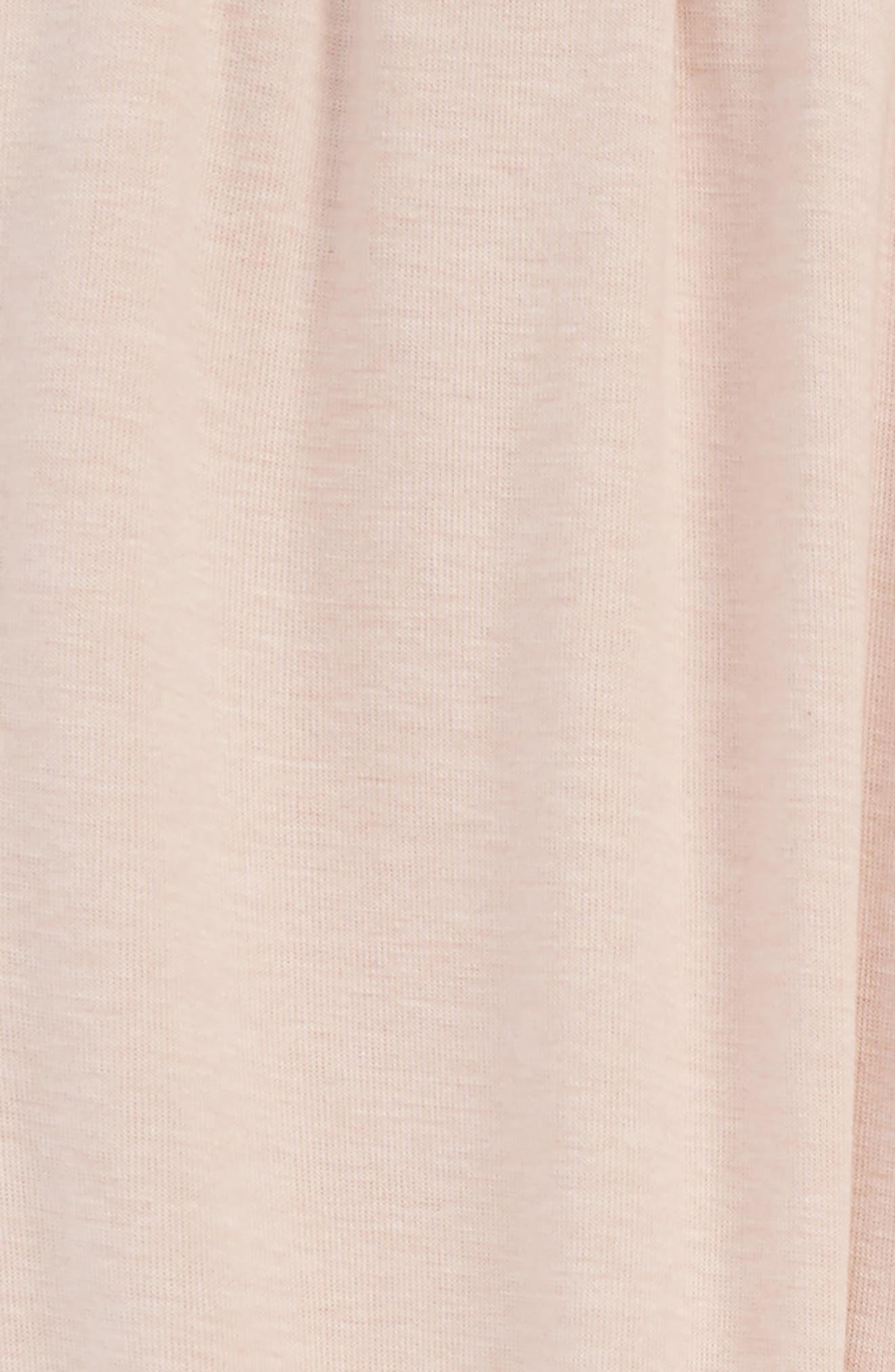 Knit Jogger Pants,                             Alternate thumbnail 2, color,                             Pink Smoke