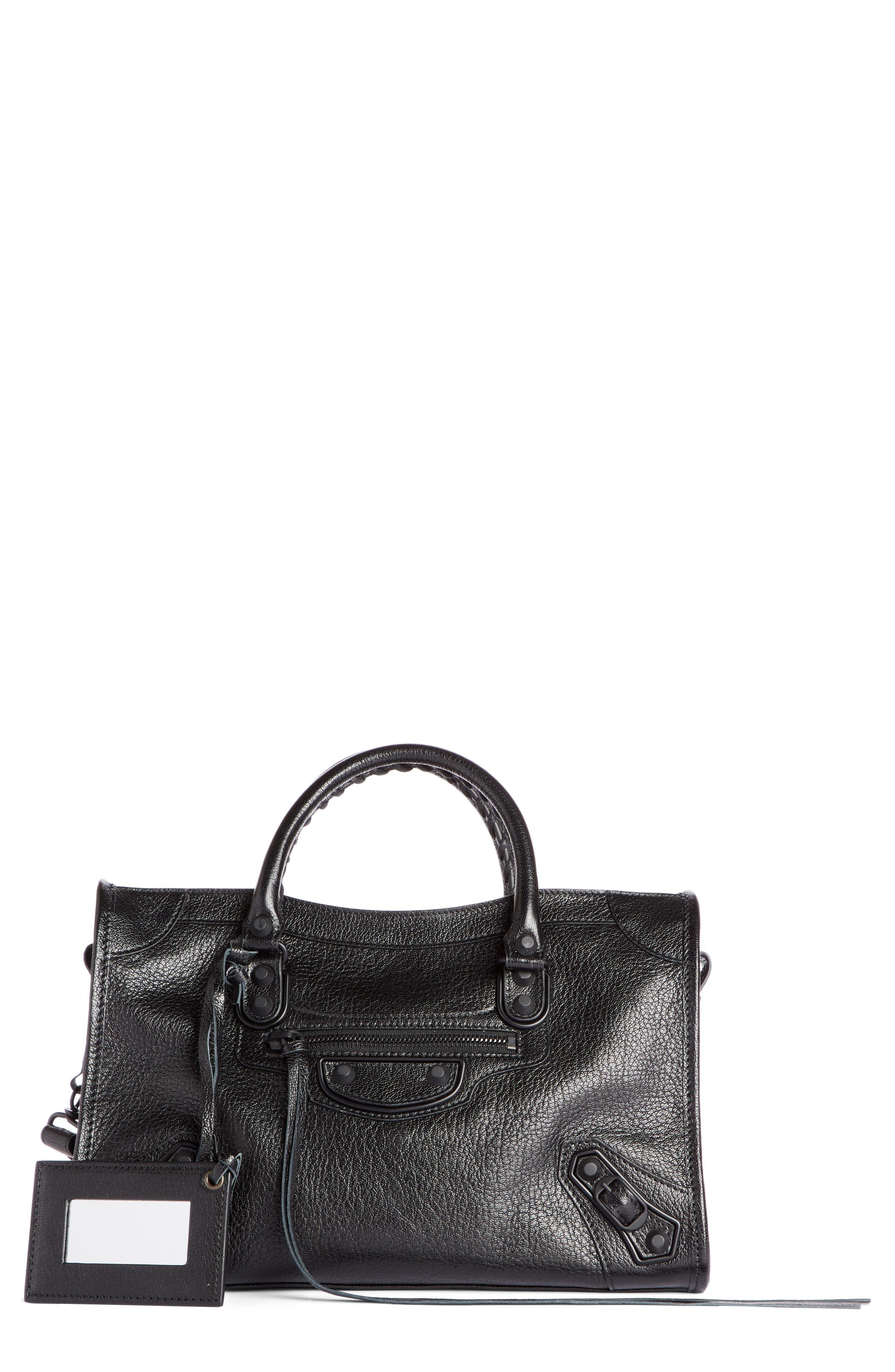 Balenciaga Small Classic City Leather Tote