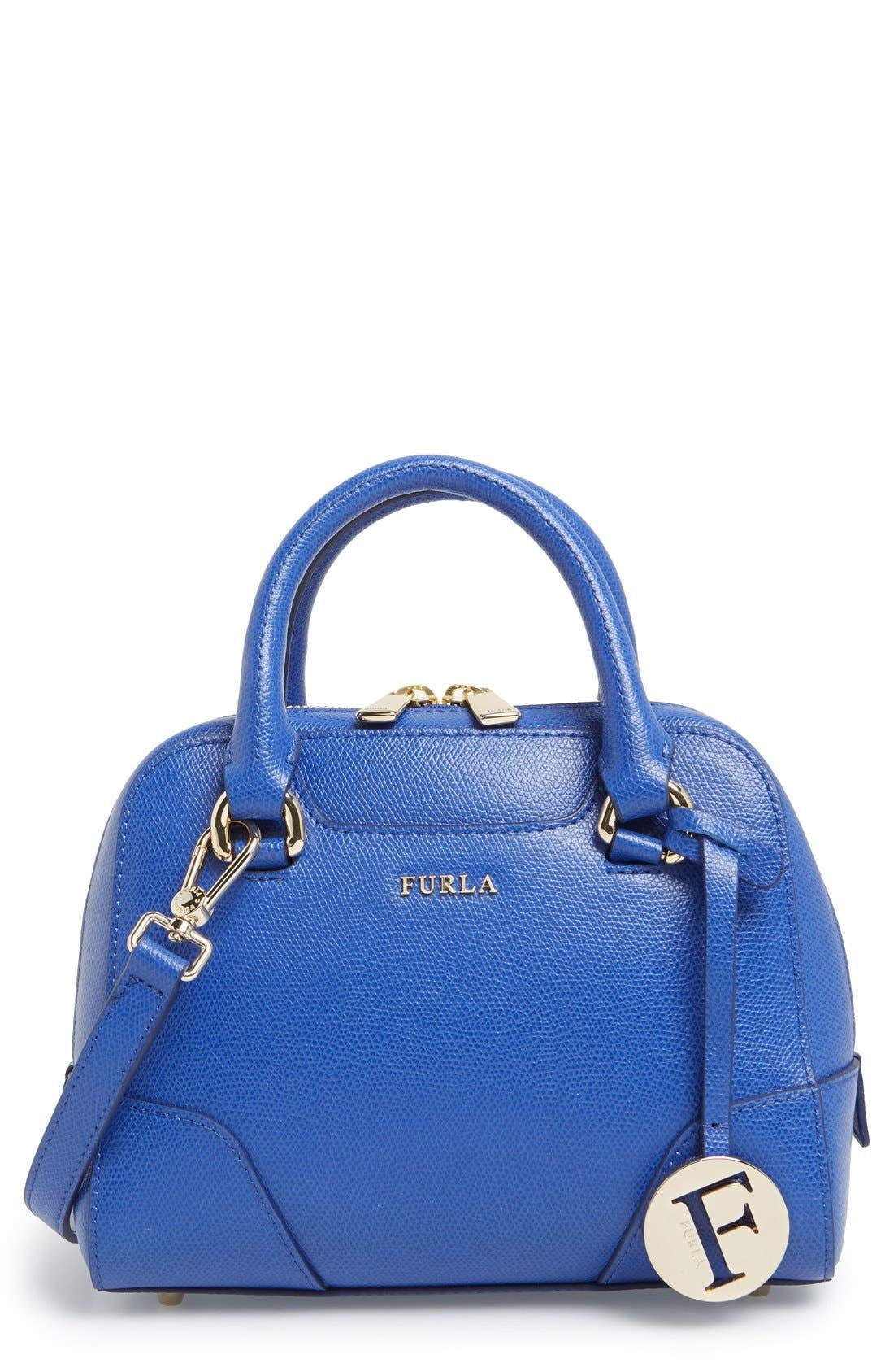 Main Image - Furla 'Dolly - Mini' Leather Satchel