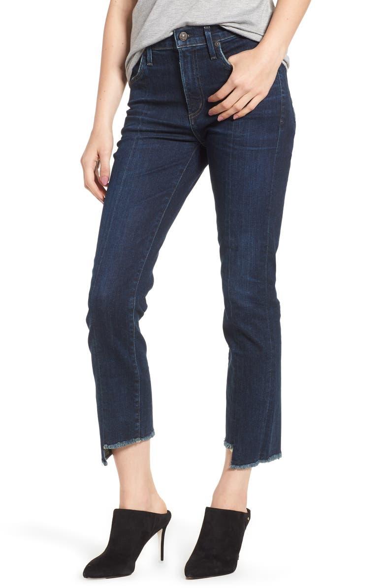 Amari Ankle Skinny Jeans