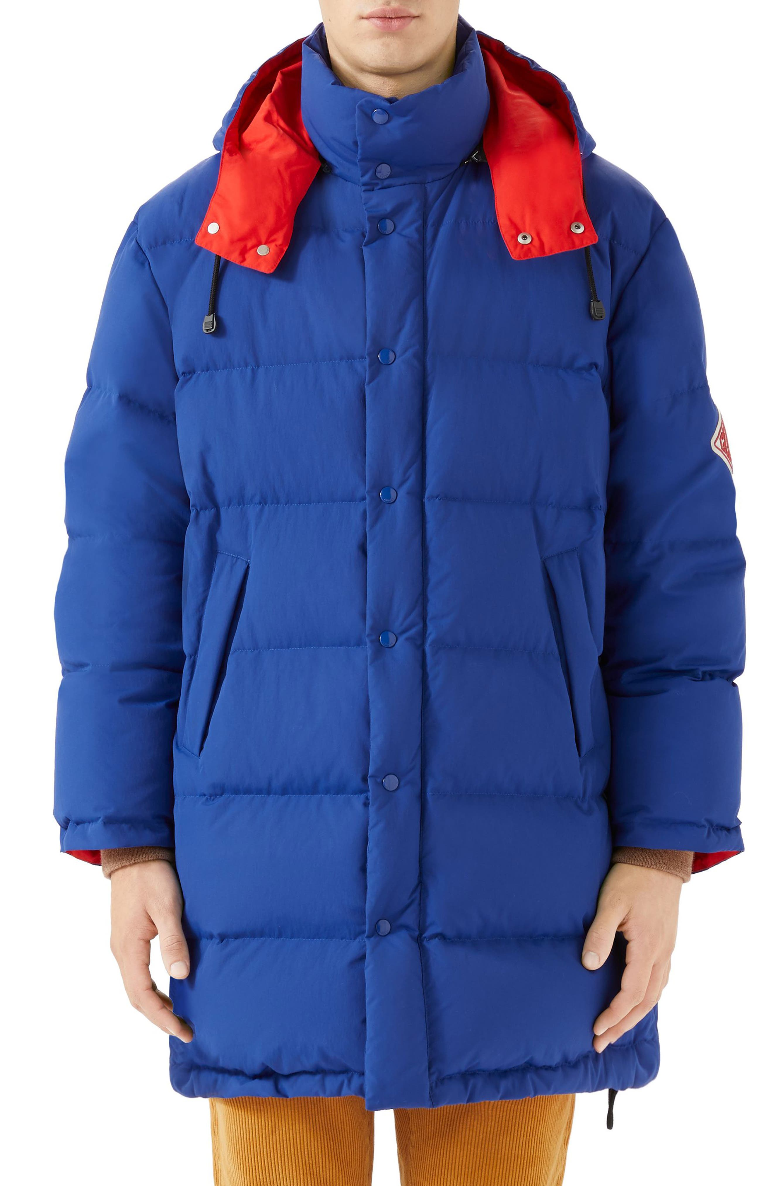 Gucci Matte Down Jacket