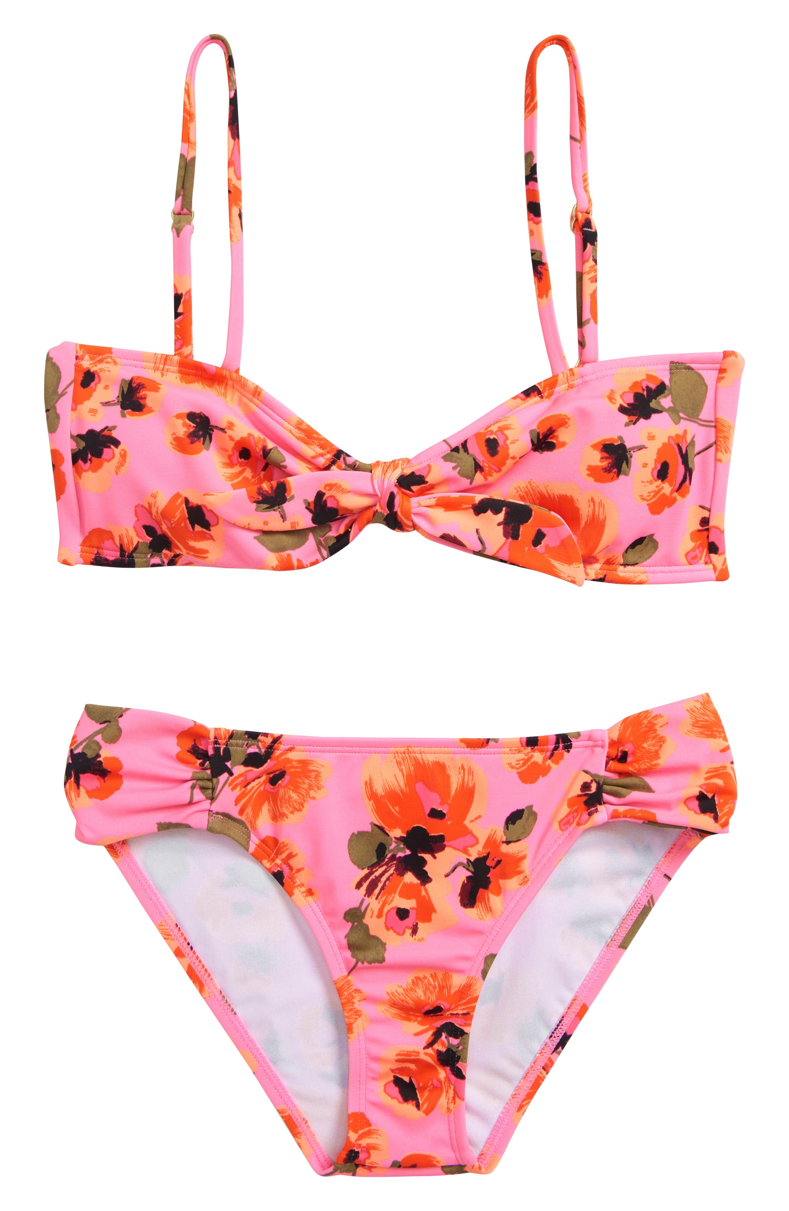 Billabong Bella Beach Two-Piece Swimsuit (Little Girls & Big Girls)