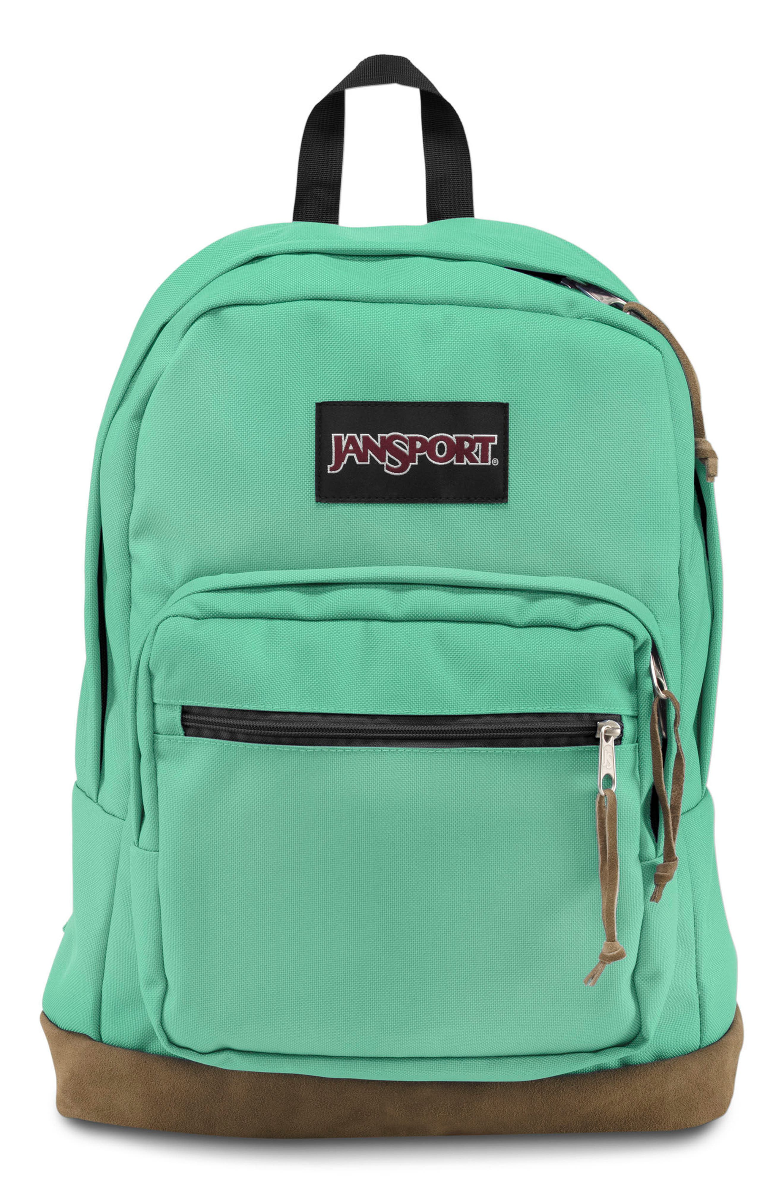 RIGHT PACK BACKPACK - GREEN