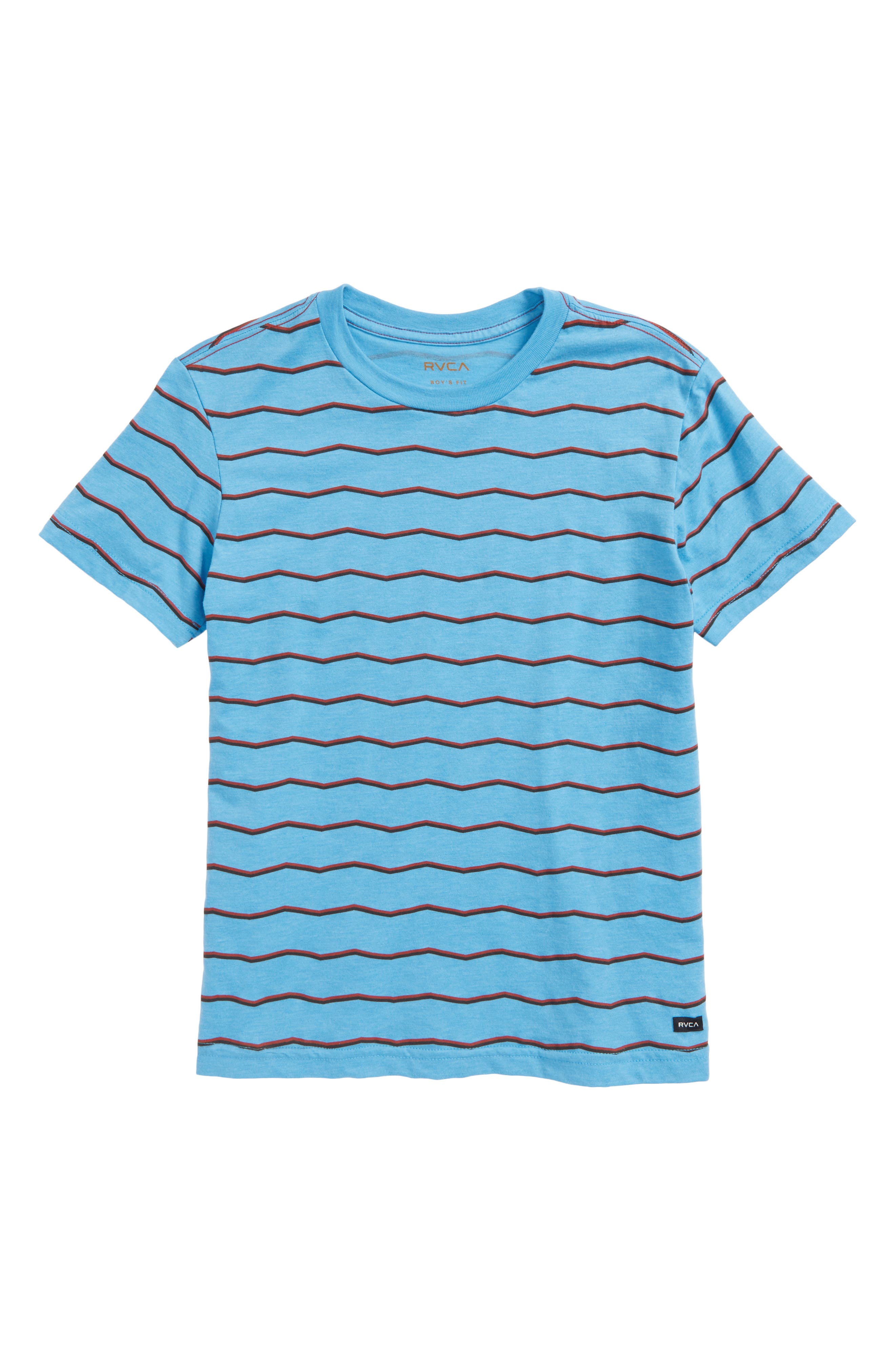 RVCA Stripe Shirt (Big Boys)