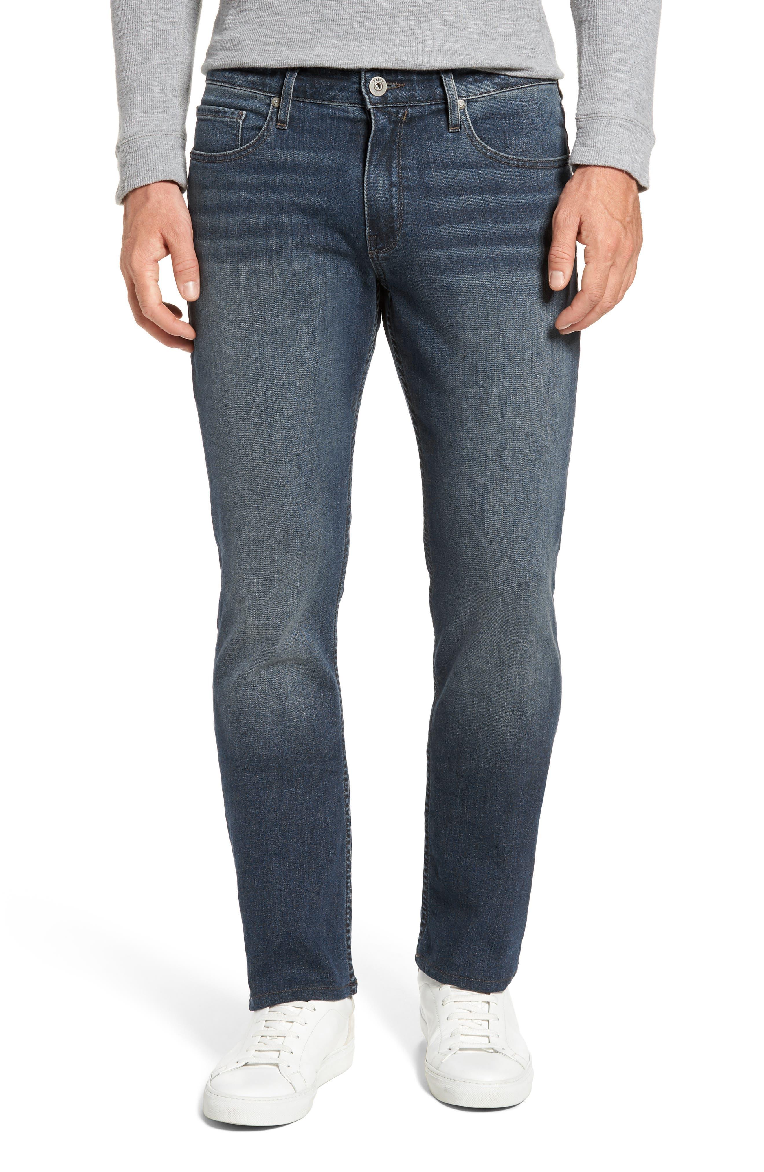 Normandie Straight Leg Jeans,                             Main thumbnail 1, color,                             Daniels