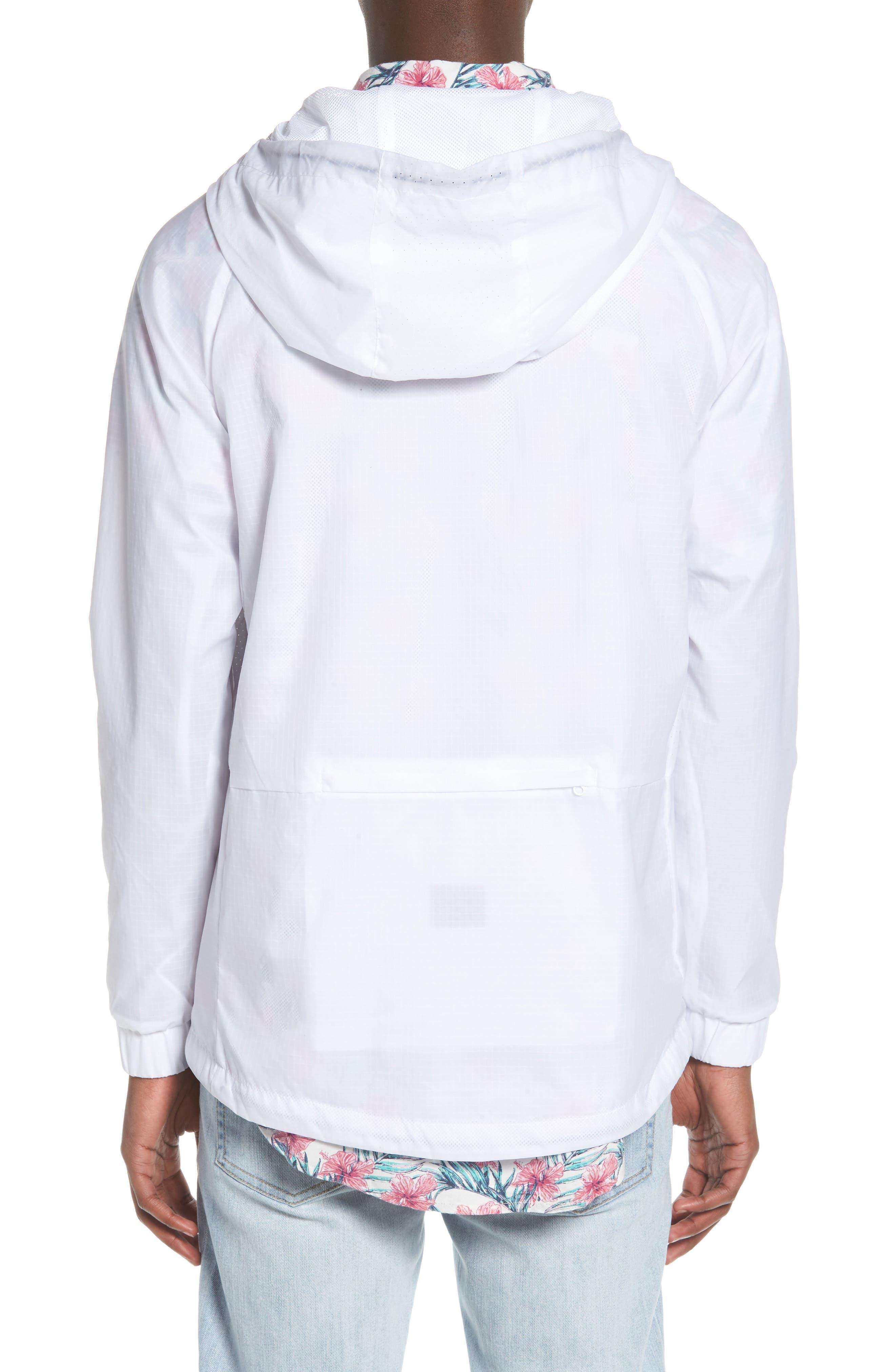 Welder NCT Windbreaker,                             Alternate thumbnail 2, color,                             White