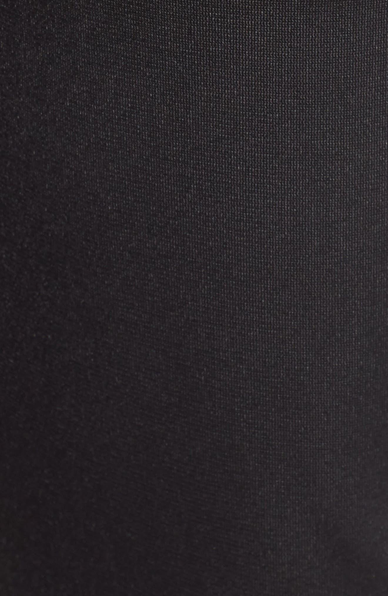 Banda Pants,                             Alternate thumbnail 6, color,                             Black/ White