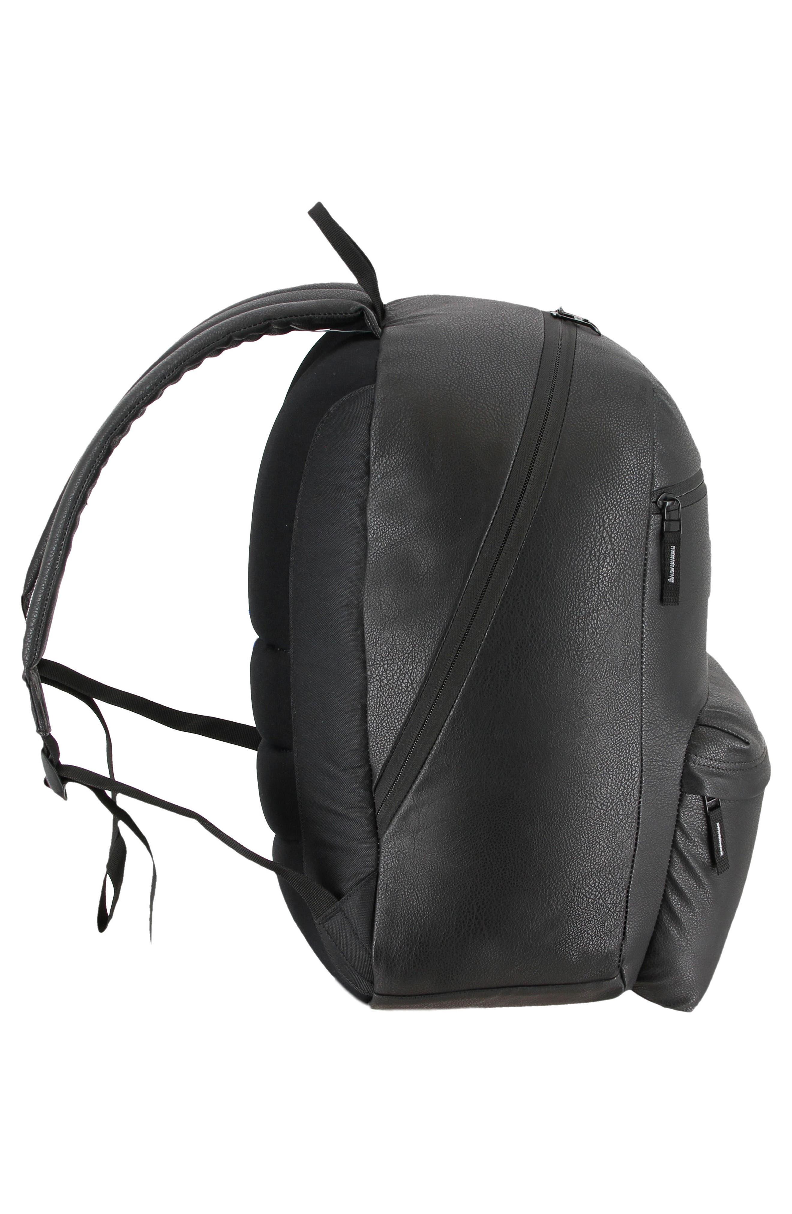 National Premium Backpack,                             Alternate thumbnail 3, color,                             Black