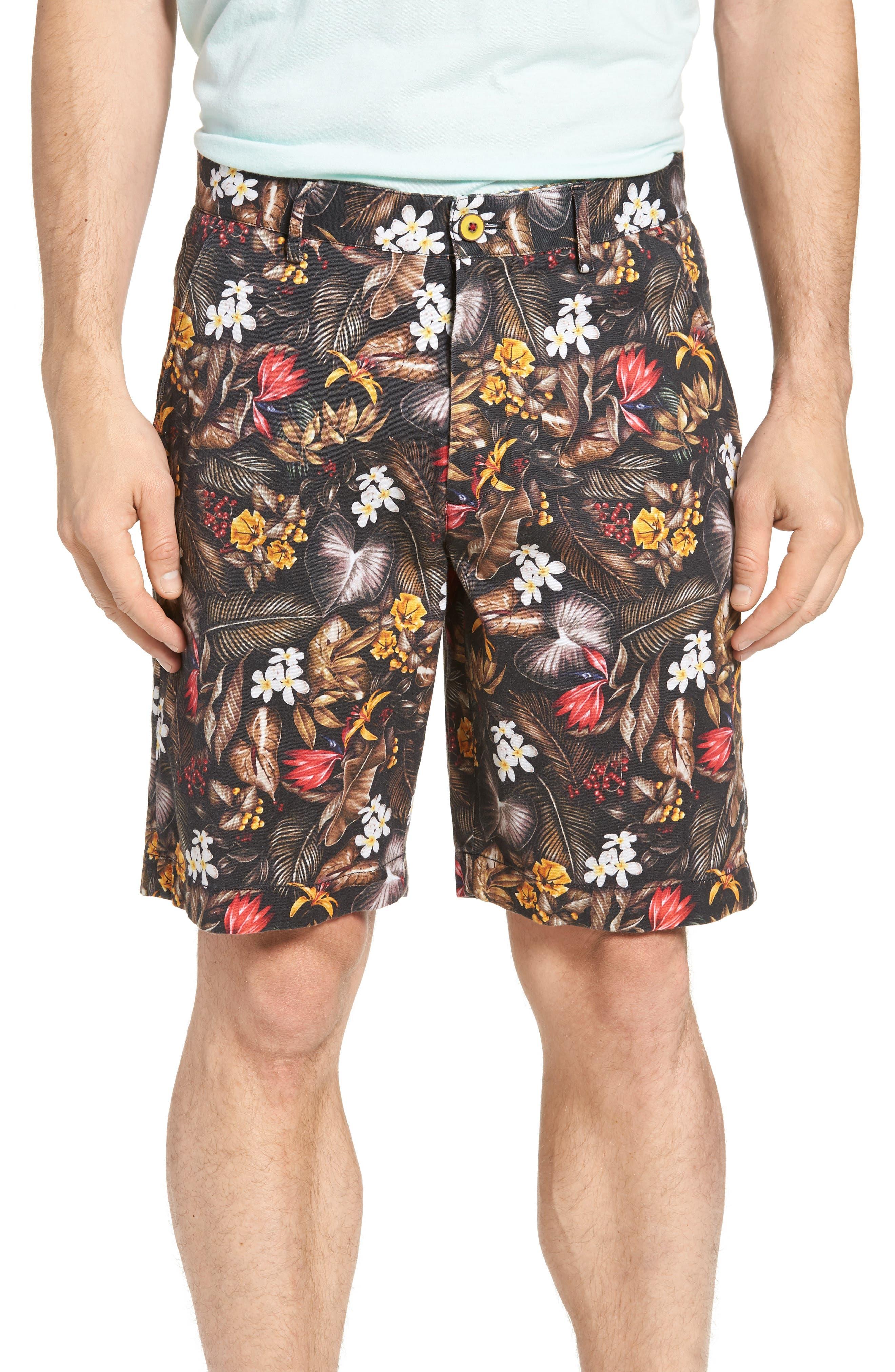 Maracas Woven Shorts,                             Main thumbnail 1, color,                             Multi
